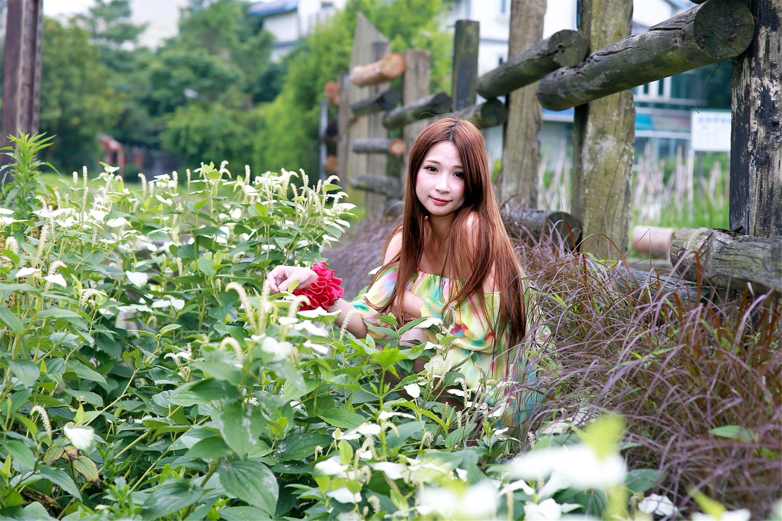 VOL.372 [台湾正妹]清纯甜美外拍正妹:林小芭高品质写真套图(25P)