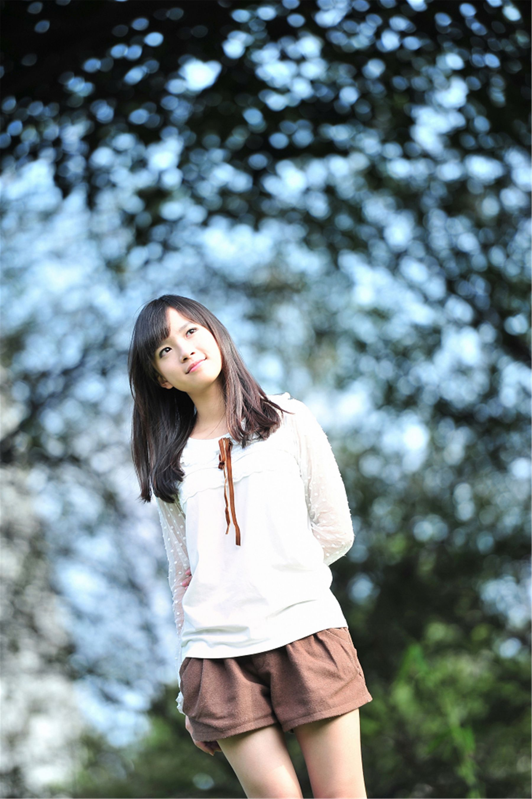 VOL.1766 [台湾正妹]可爱清纯甜美正妹:虞成敬(小敬)高品质写真套图(21P)