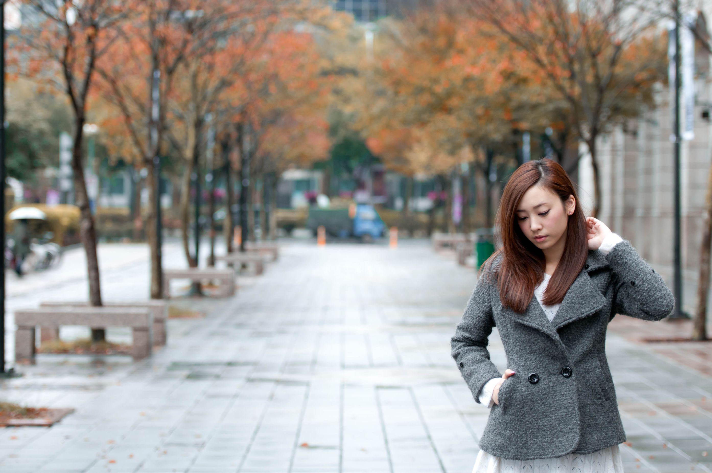 VOL.719 [网络美女]气质女神街拍明星平胸:周伊琏(席惟伦,小源Riko)高品质写真套图(106P)