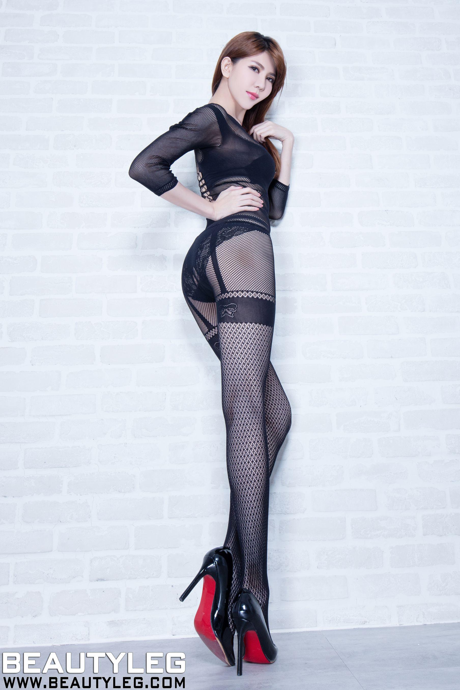 VOL.1667 [Beautyleg]美腿翘臀:黄淑华(腿模Maggie)高品质写真套图(62P)