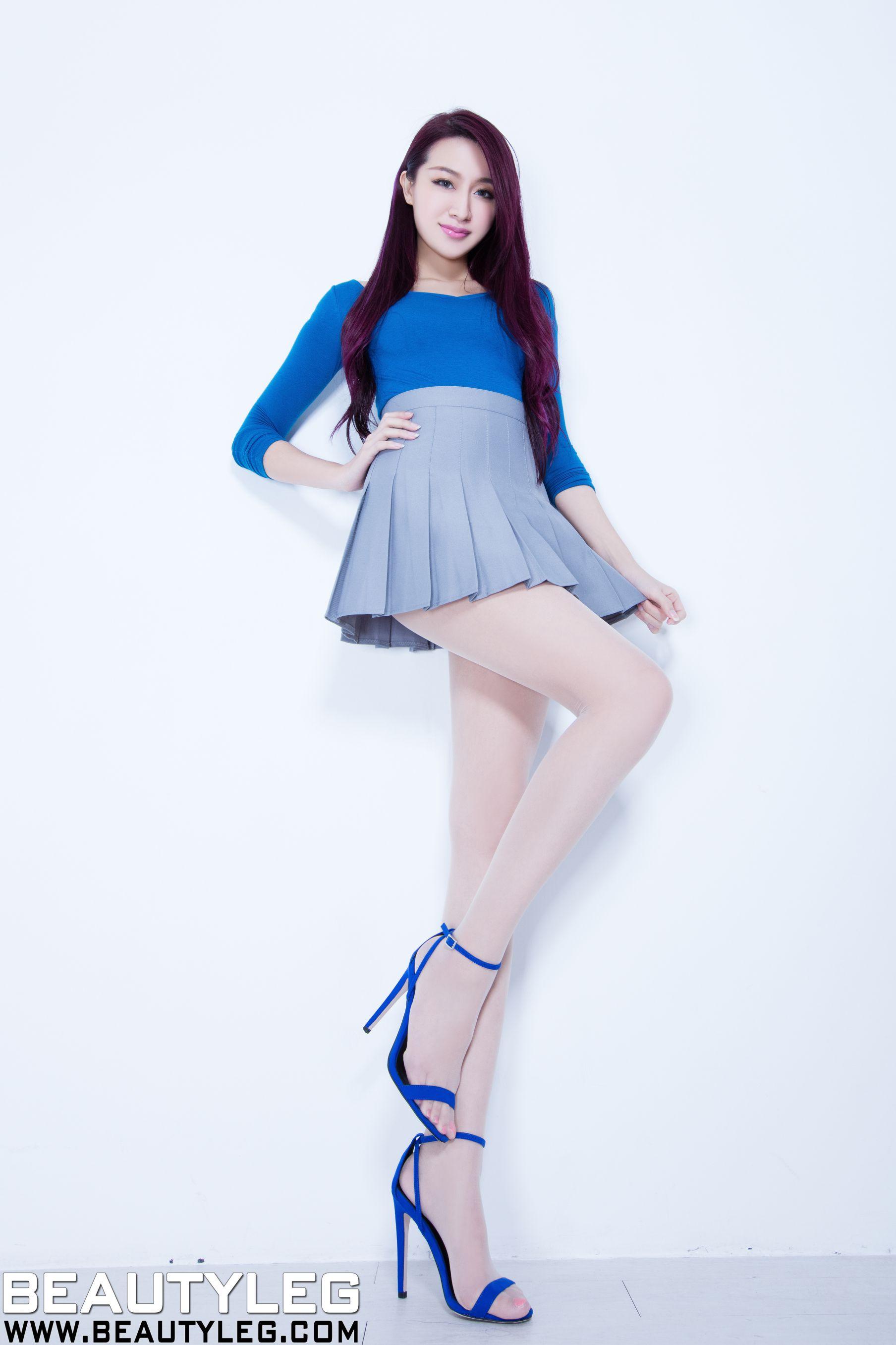 VOL.1616 [Beautyleg]高跟美腿:周宜凌(腿模Dana)高品质写真套图(45P)