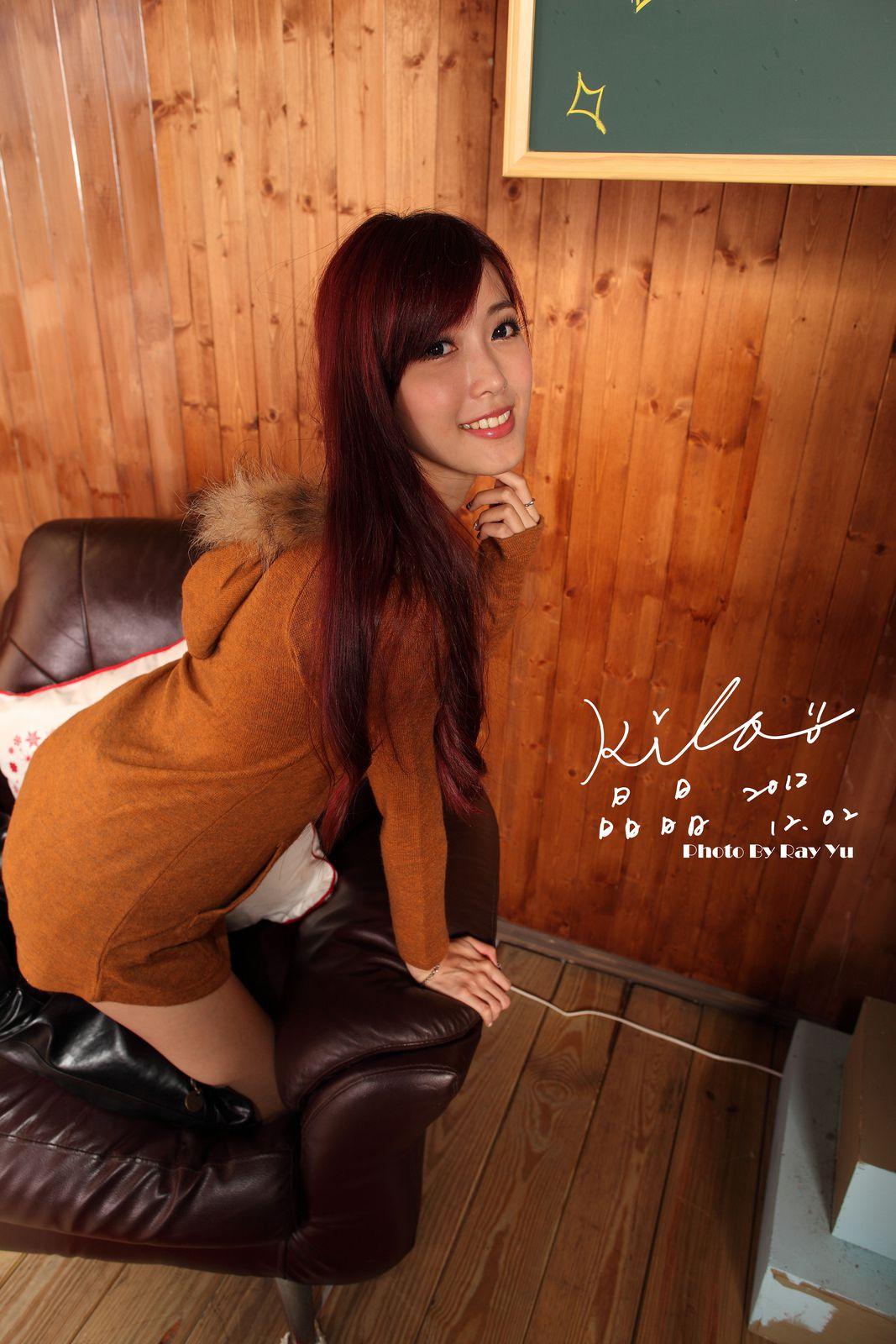 VOL.1700 [台湾正妹]气质女神御姐明星长靴美女:金允乔(廖挺伶,kila晶晶)高品质写真套图(61P)