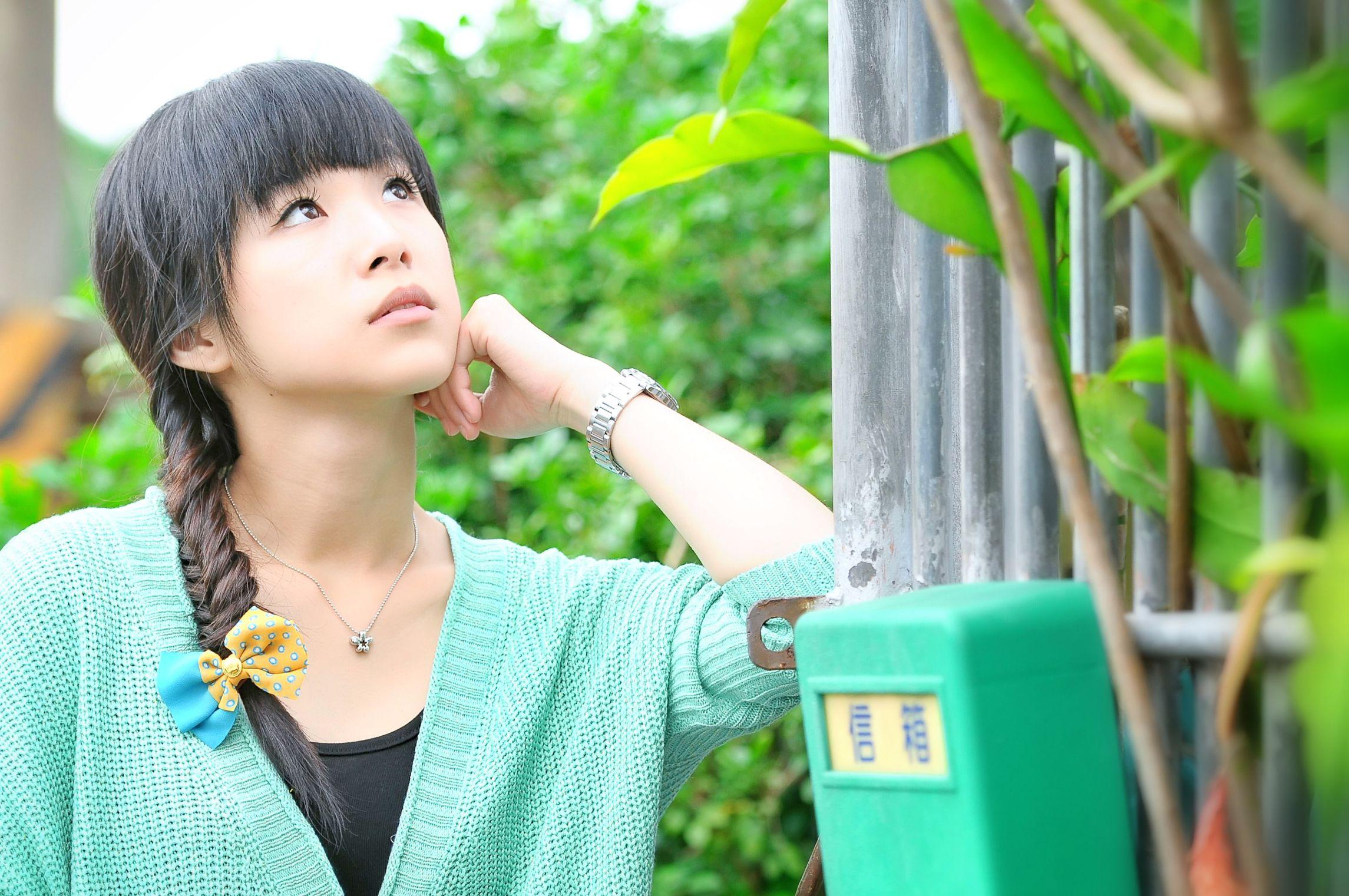 VOL.283 [台湾正妹]可爱阳光:茶茶高品质写真套图(12P)
