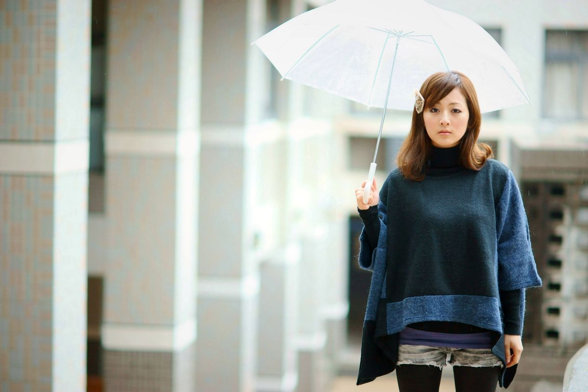 VOL.743 [网络美女]清新街拍:张凯洁(张允霏,果子MM)高品质写真套图(20P)