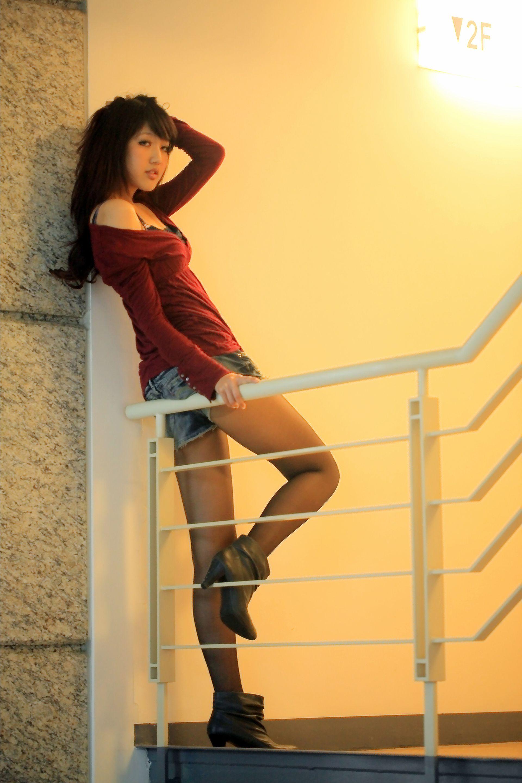 VOL.67 [台湾正妹]美腿外拍:陈玮廷(Beautyleg腿模Jill)高品质写真套图(76P)