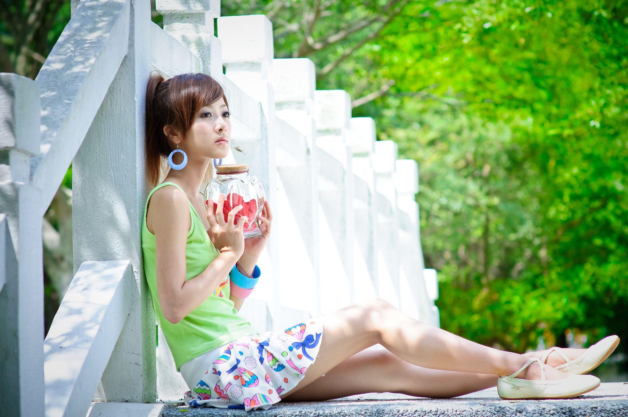 VOL.252 [台湾正妹]清新阳光正妹:张凯洁(张允霏,果子MM)高品质写真套图(50P)