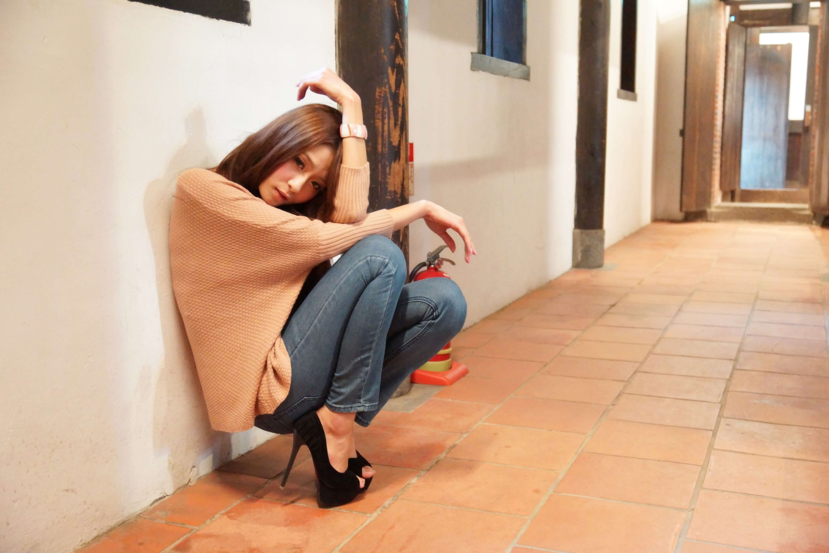 VOL.81 [台湾正妹]清新外拍:Winnie小雪(庄咏惠,庄温妮,腿模Winnie)高品质写真套图(27P)