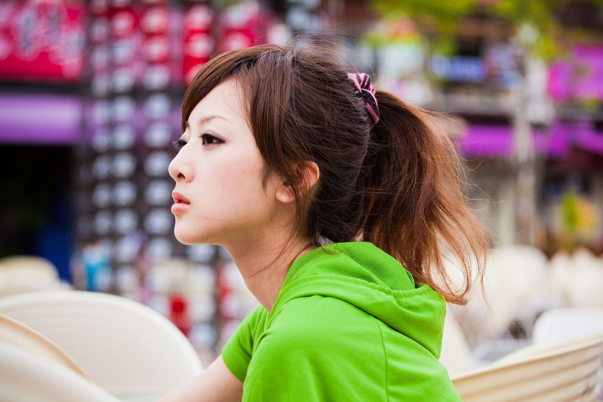 VOL.1579 [台湾正妹]可爱清纯甜美街拍:张凯洁(张允霏,果子MM)高品质写真套图(102P)