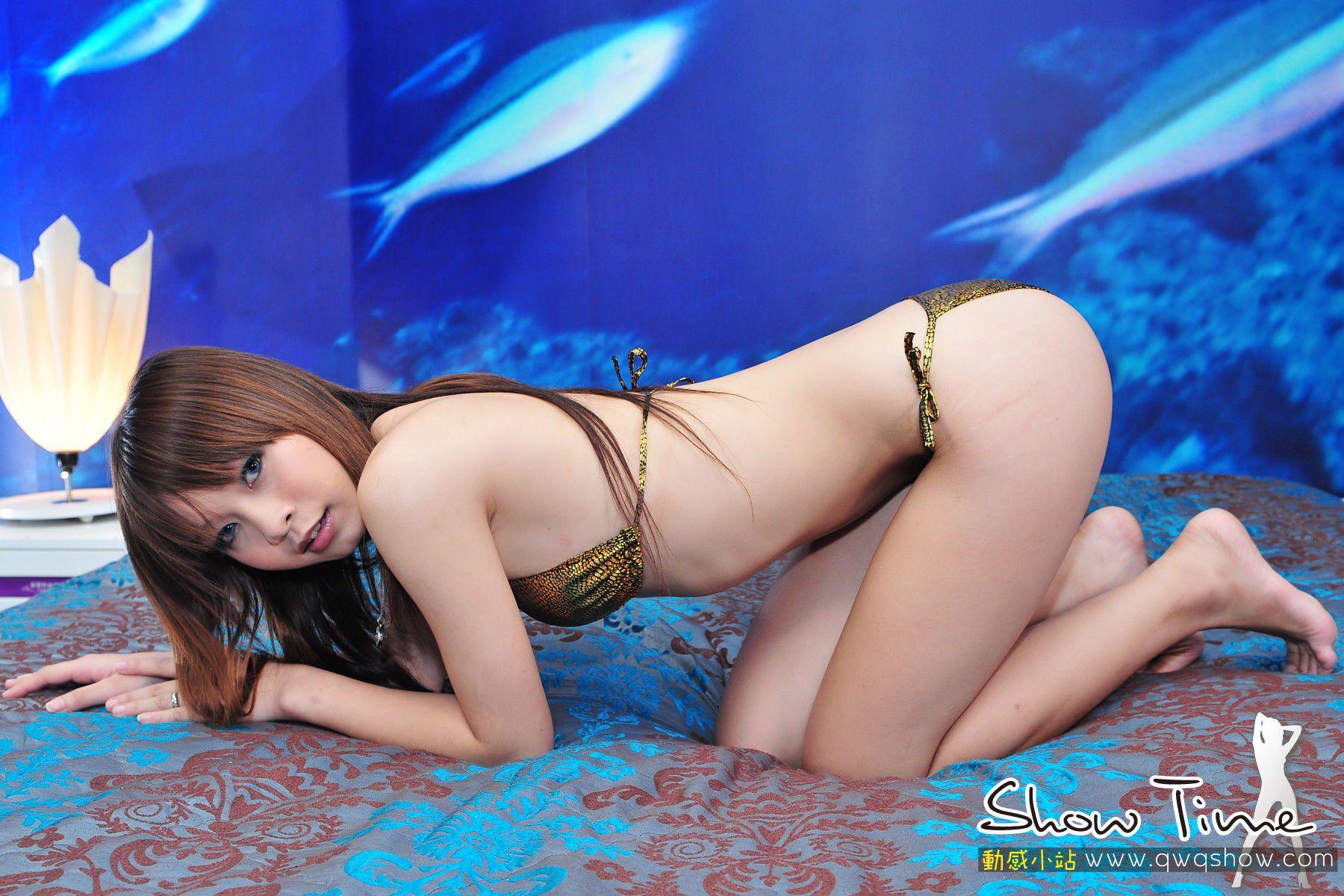 VOL.1152 [动感之星]泳装:猫咪(动感小站猫咪,动感之星猫咪)高品质写真套图(45P)