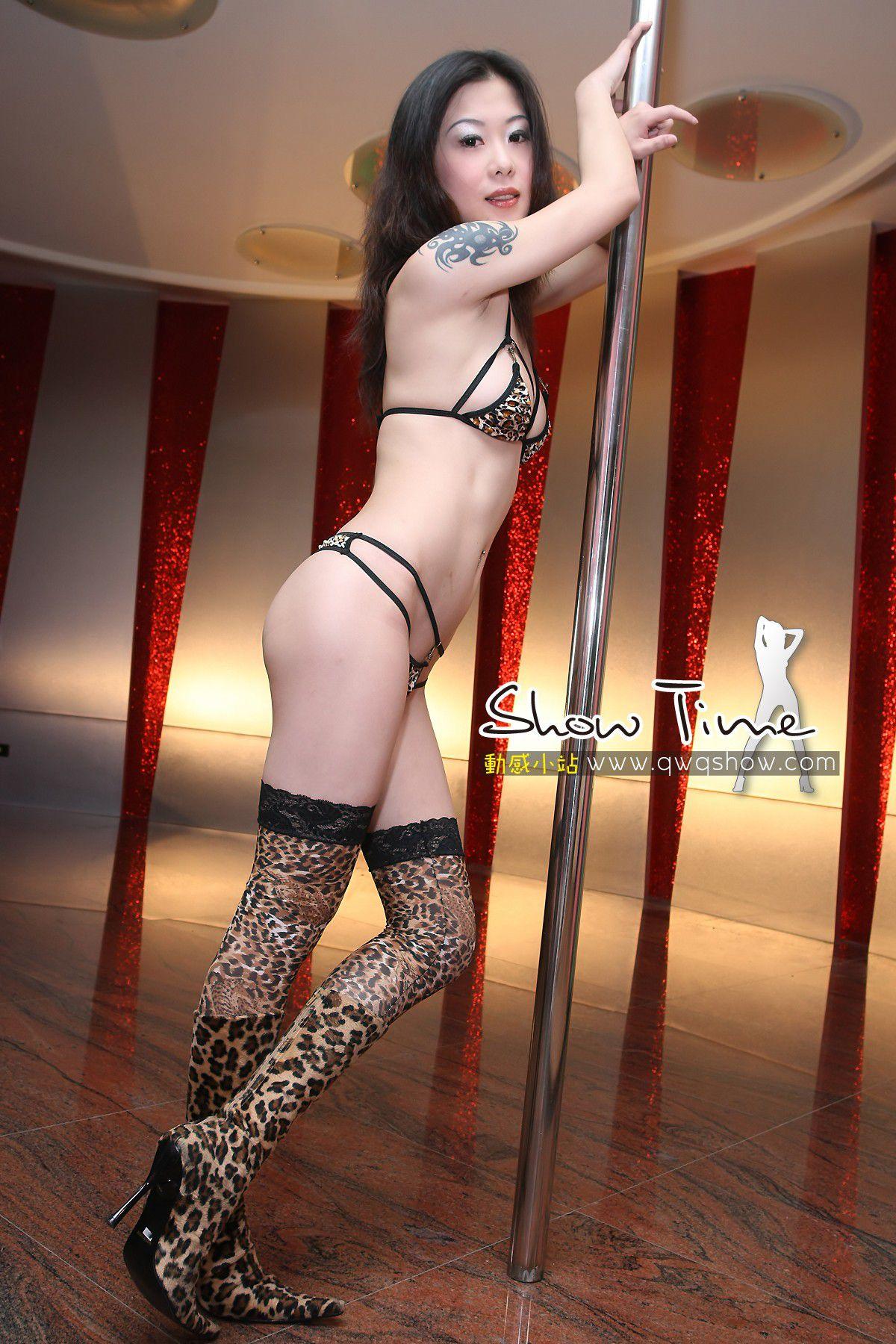 VOL.1177 [动感之星]豹纹美女钢管舞:蓉儿(动感小站蓉儿,动感之星蓉儿)高品质写真套图(45P)