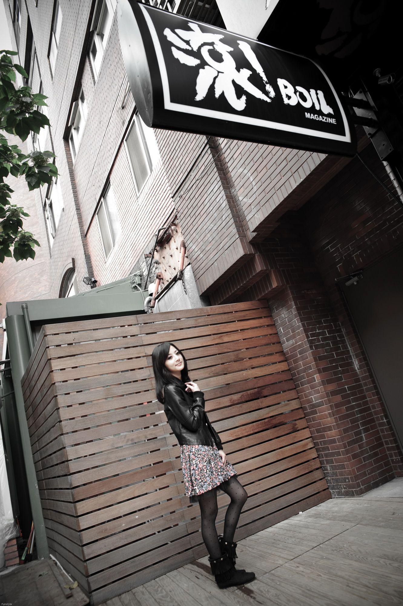 VOL.1290 [台湾正妹]清纯街拍:张凯洁(张允霏,果子MM)高品质写真套图(42P)