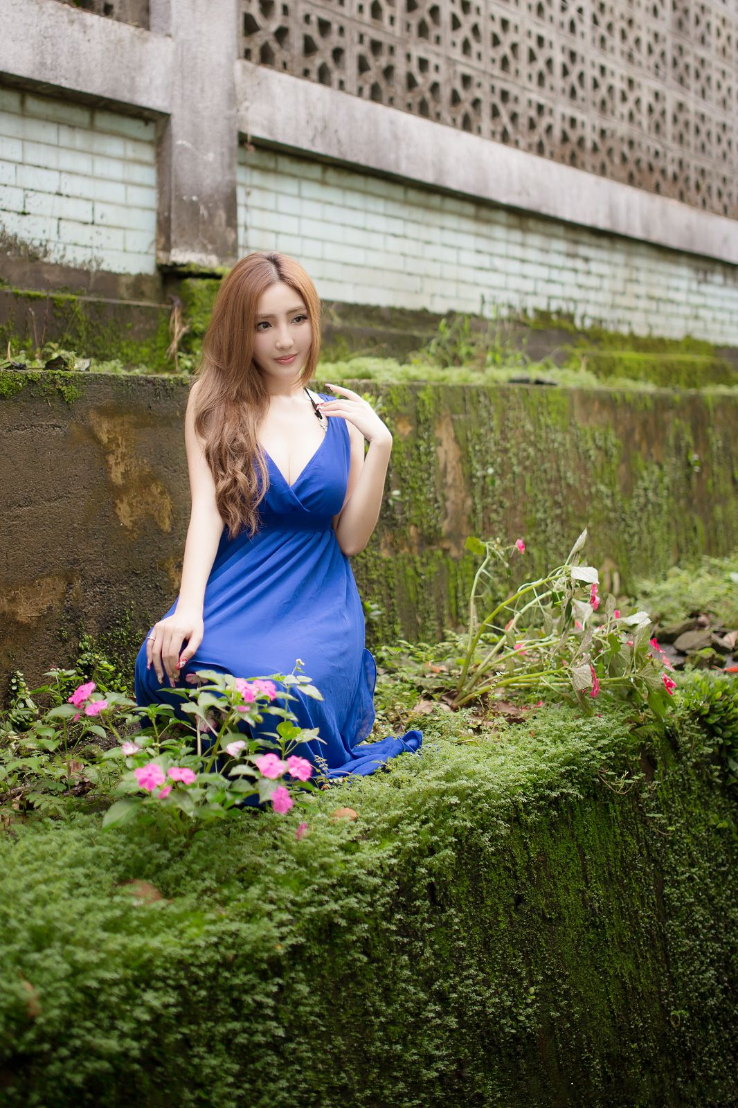 VOL.616 [台湾正妹]长裙极品清新唯美女神E罩杯:赵芸(腿模Syuan,Syuan赵芸)高品质写真套图(133P)