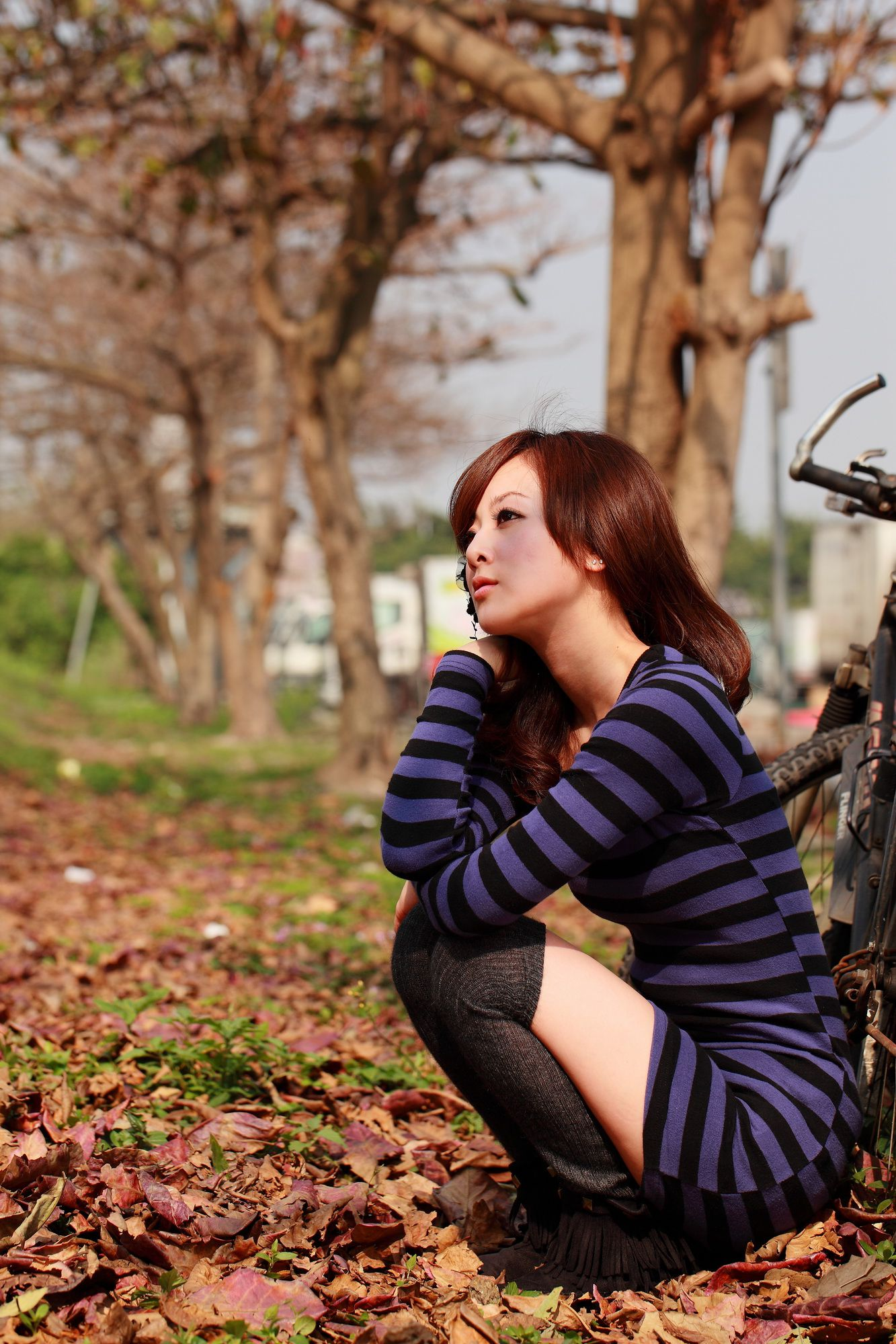 VOL.1601 [台湾正妹]清新外拍正妹:张凯洁(张允霏,果子MM)高品质写真套图(66P)