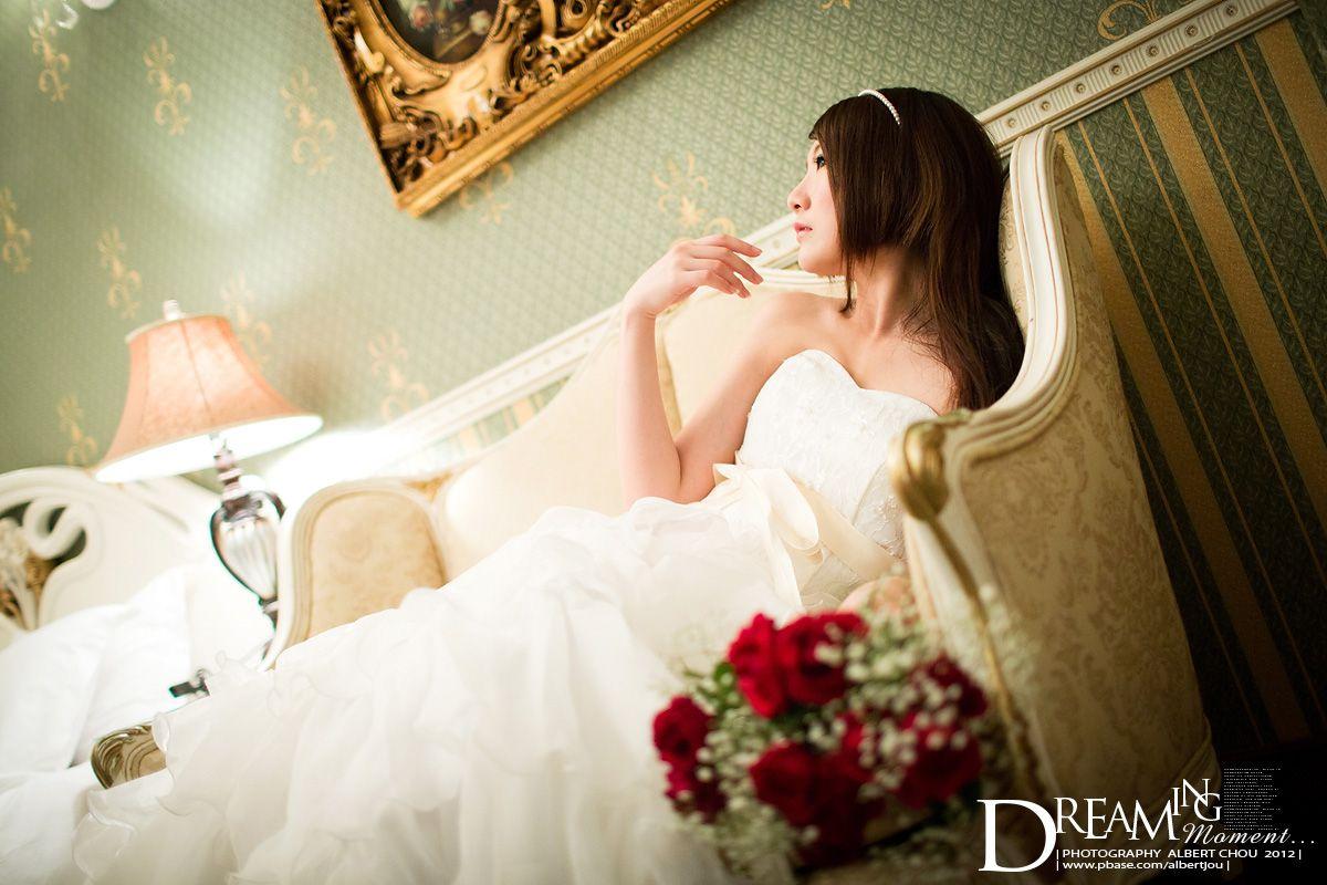 VOL.666 [台湾正妹]清新唯美婚纱:Winnie小雪(庄咏惠,庄温妮,腿模Winnie)高品质写真套图(128P)