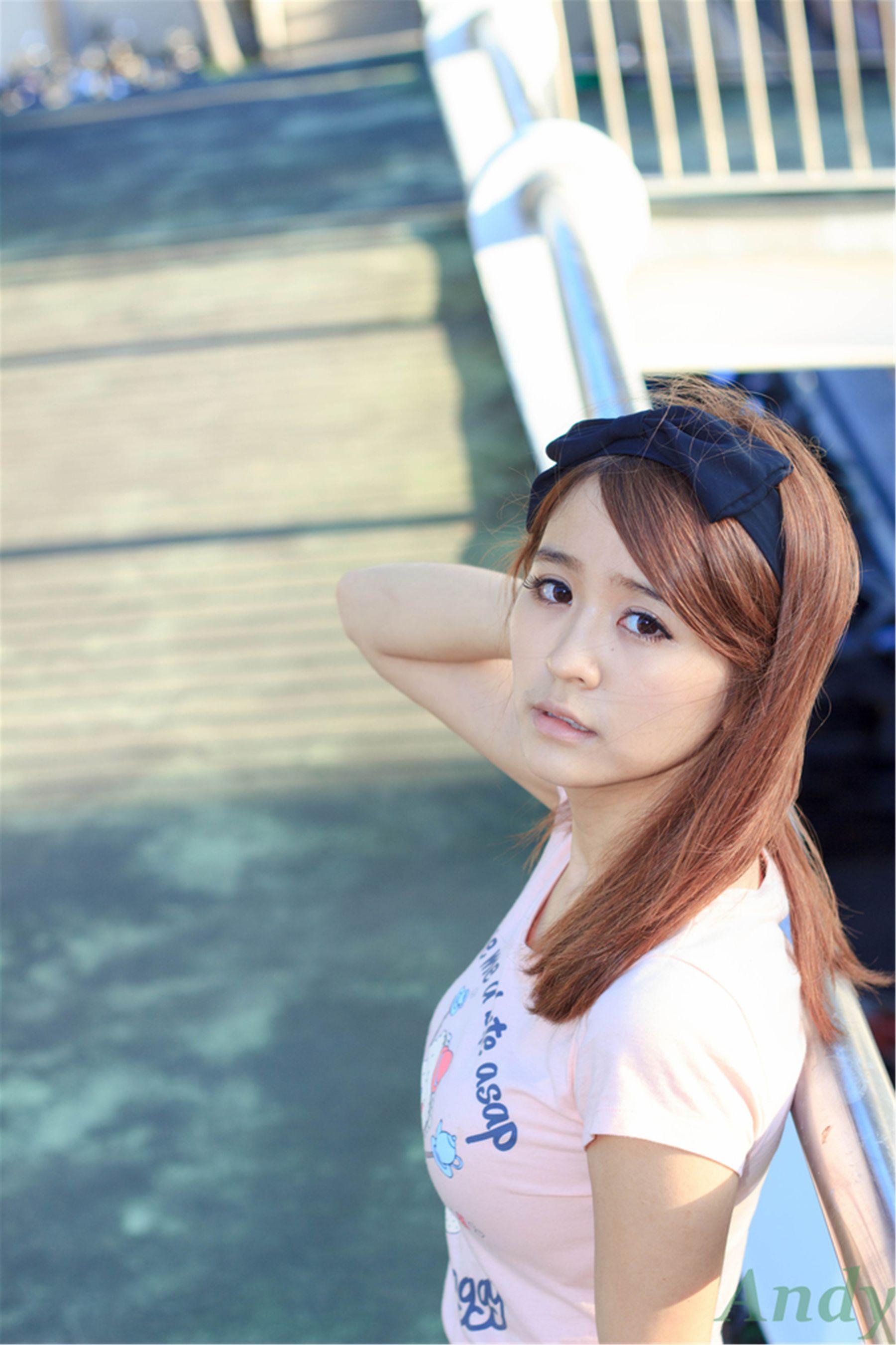 VOL.463 [台湾正妹]清纯甜美正妹:郭燕陵(圈圈)高品质写真套图(41P)