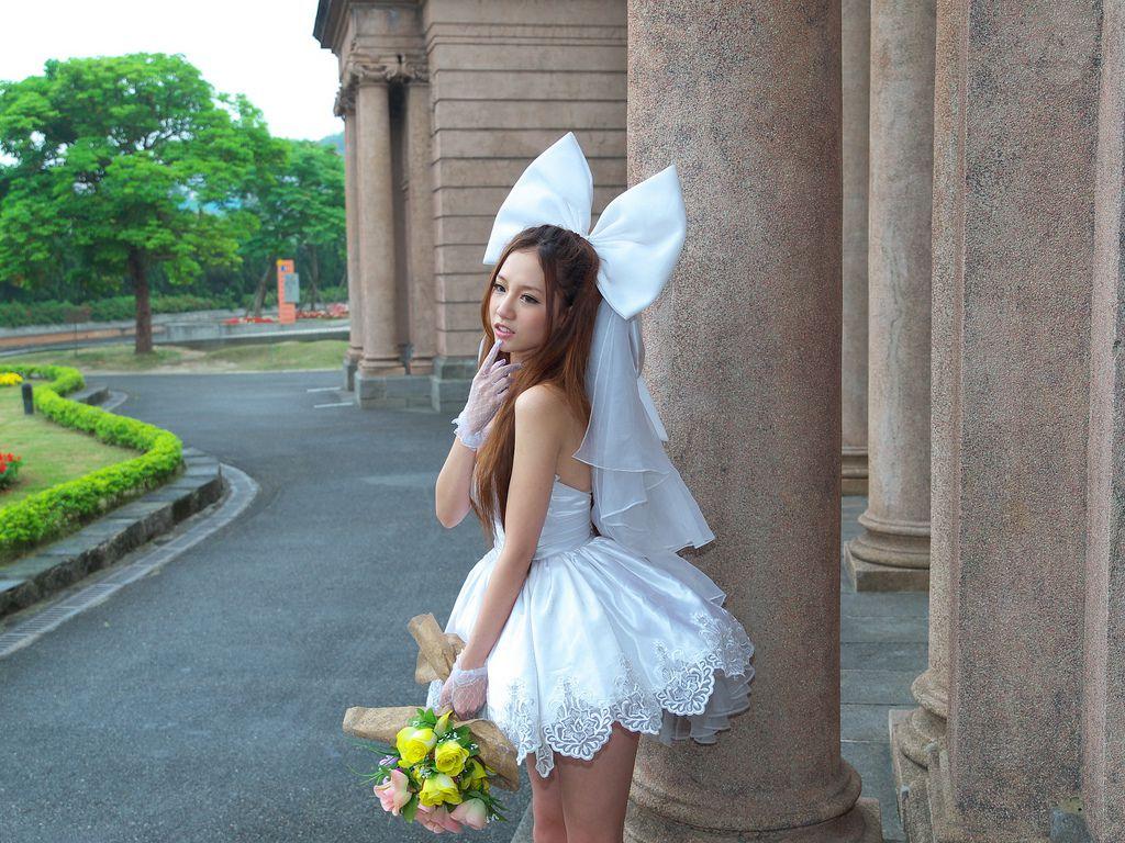 VOL.1420 [台湾正妹]可爱清纯萌女:林采缇高品质写真套图(63P)
