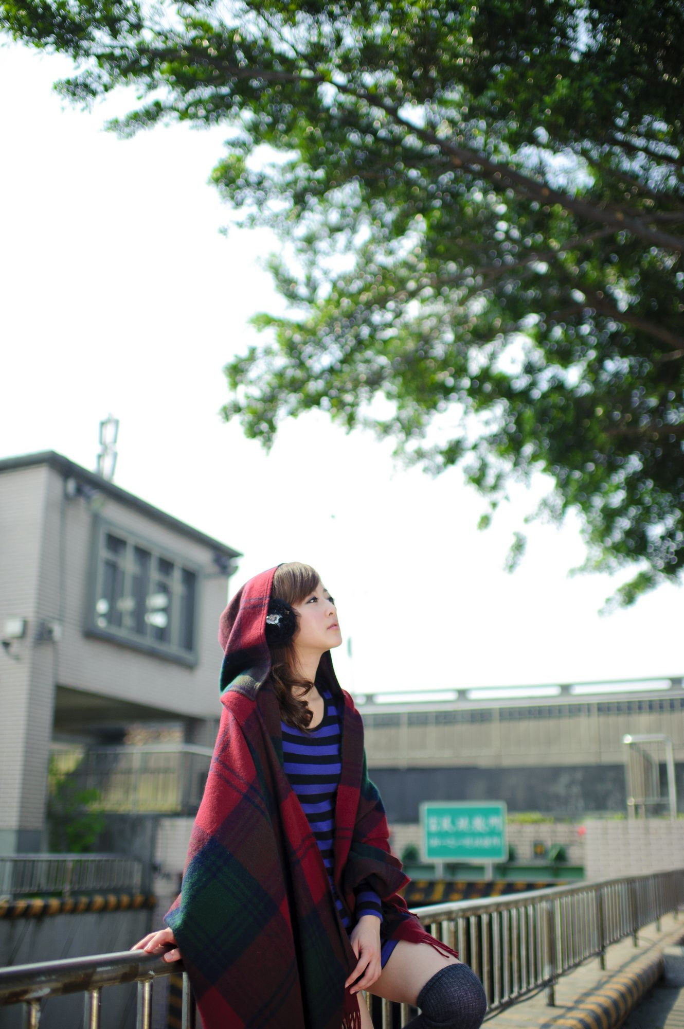 VOL.1428 [台湾正妹]清新街拍阳光正妹:张凯洁(张允霏,果子MM)高品质写真套图(54P)