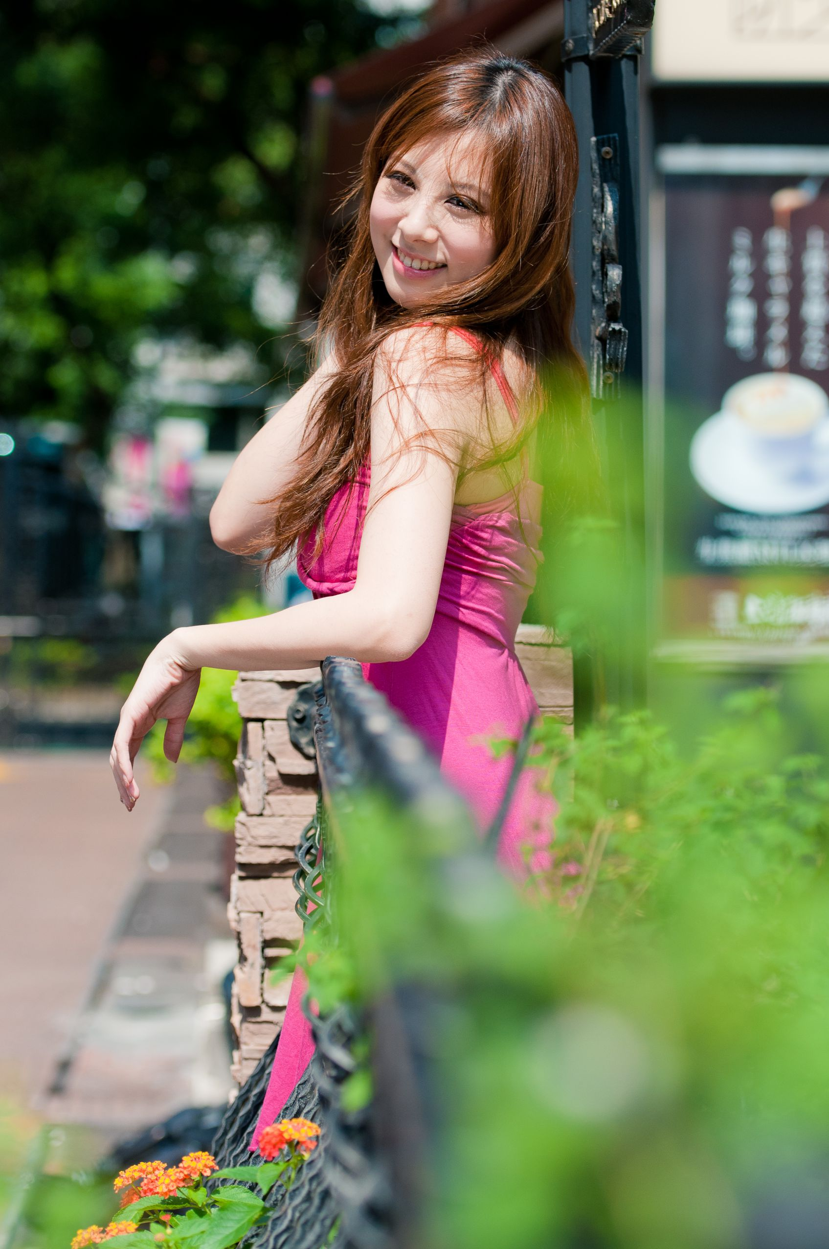 VOL.1744 [台湾正妹]长裙甜美优雅美女:小米高品质写真套图(44P)
