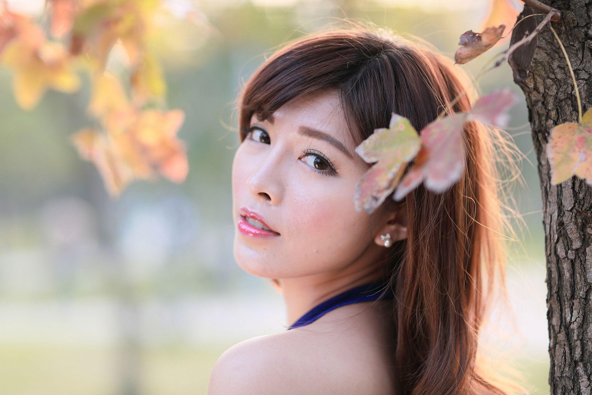 VOL.460 [台湾正妹]甜美清新外拍嫩模:廖坎蒂(冰山美人)高品质写真套图(59P)