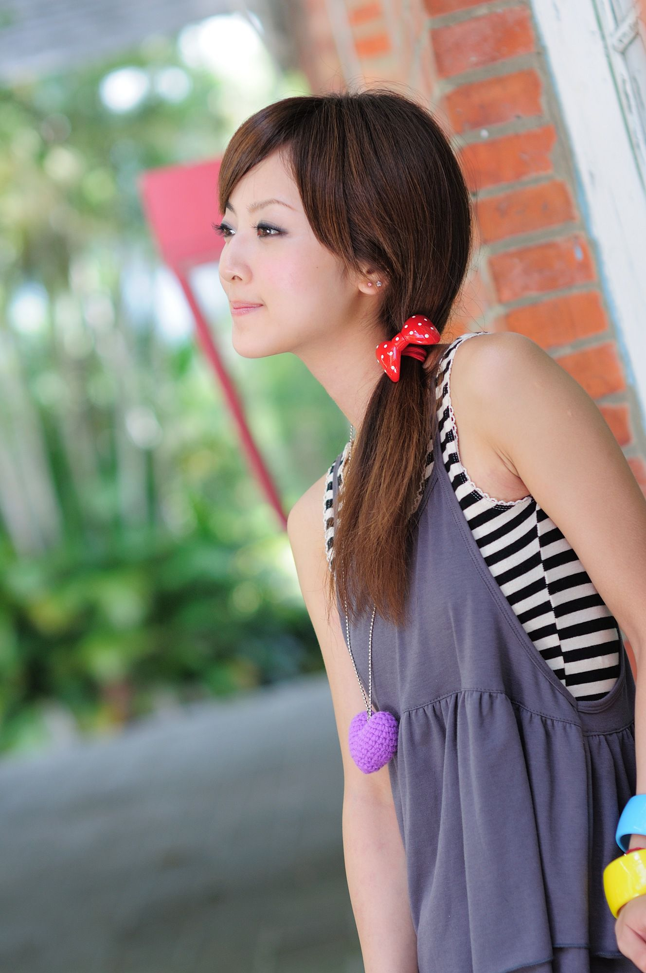 VOL.1213 [台湾正妹]可爱街拍妹子:张凯洁(张允霏,果子MM)高品质写真套图(58P)