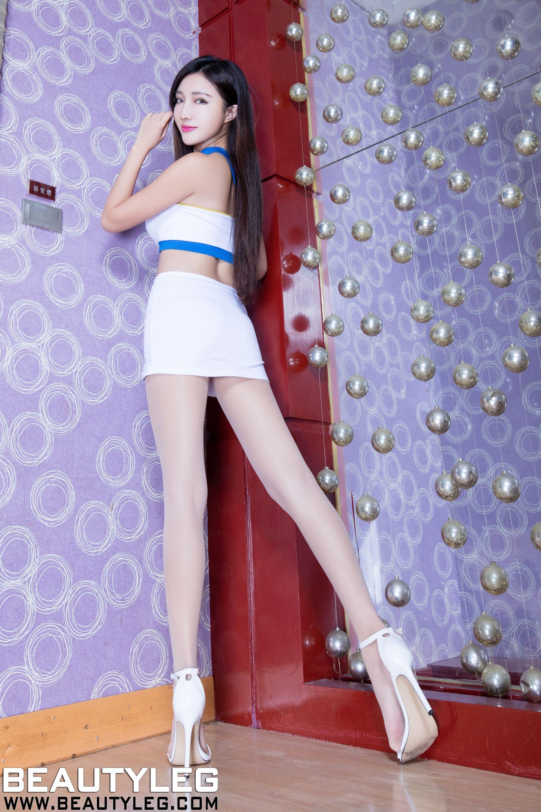 VOL.1540 [Beautyleg]制服丝袜美腿:赵芸(腿模Syuan,Syuan赵芸)高品质写真套图(41P)