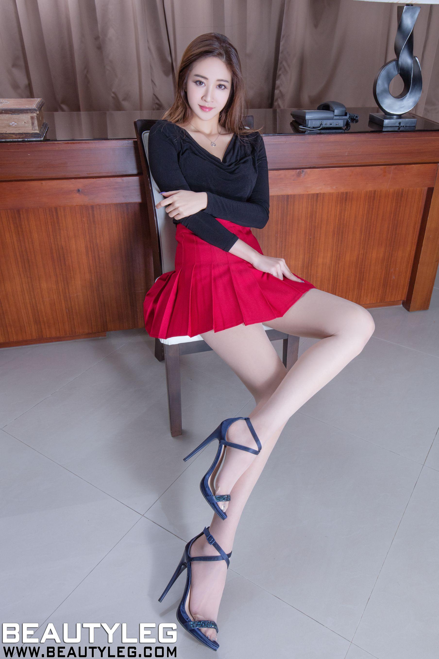 VOL.1544 [Beautyleg]美腿腿模情趣丝袜:康凯乐(腿模Kaylar)高品质写真套图(41P)