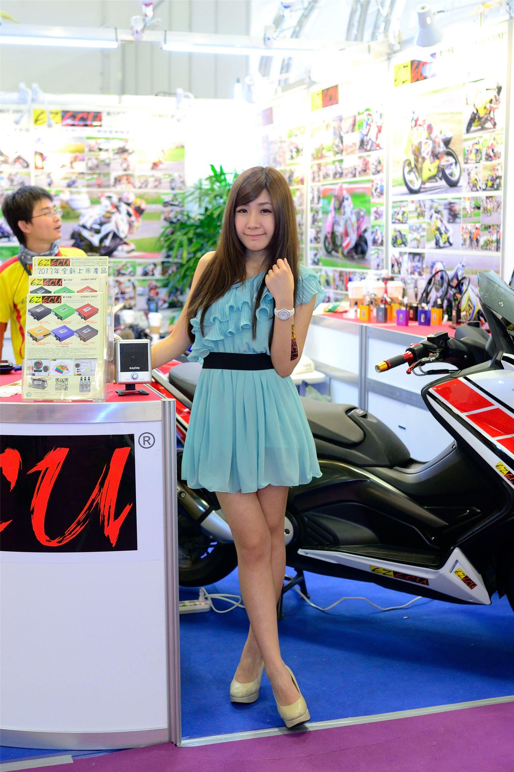 VOL.1263 [台湾正妹]Show Girl:余晨瑀高品质写真套图(31P)