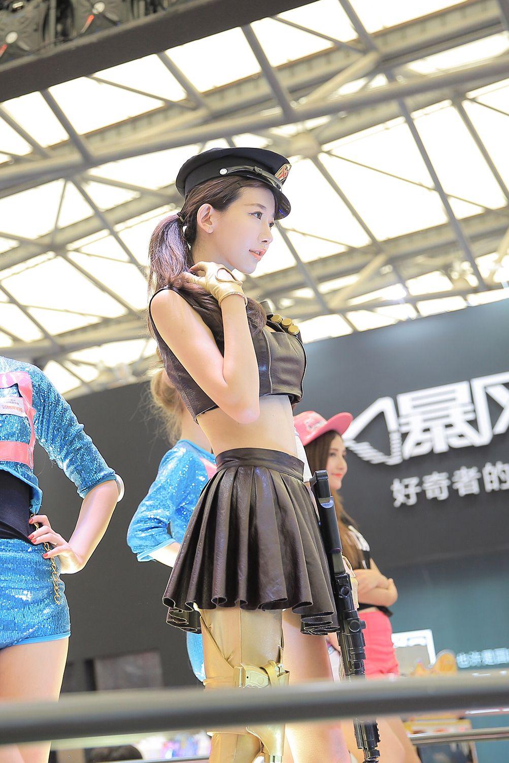 VOL.1782 [台湾正妹]可爱美少女妹子网红:陈潇(小林志玲)高品质写真套图(100P)