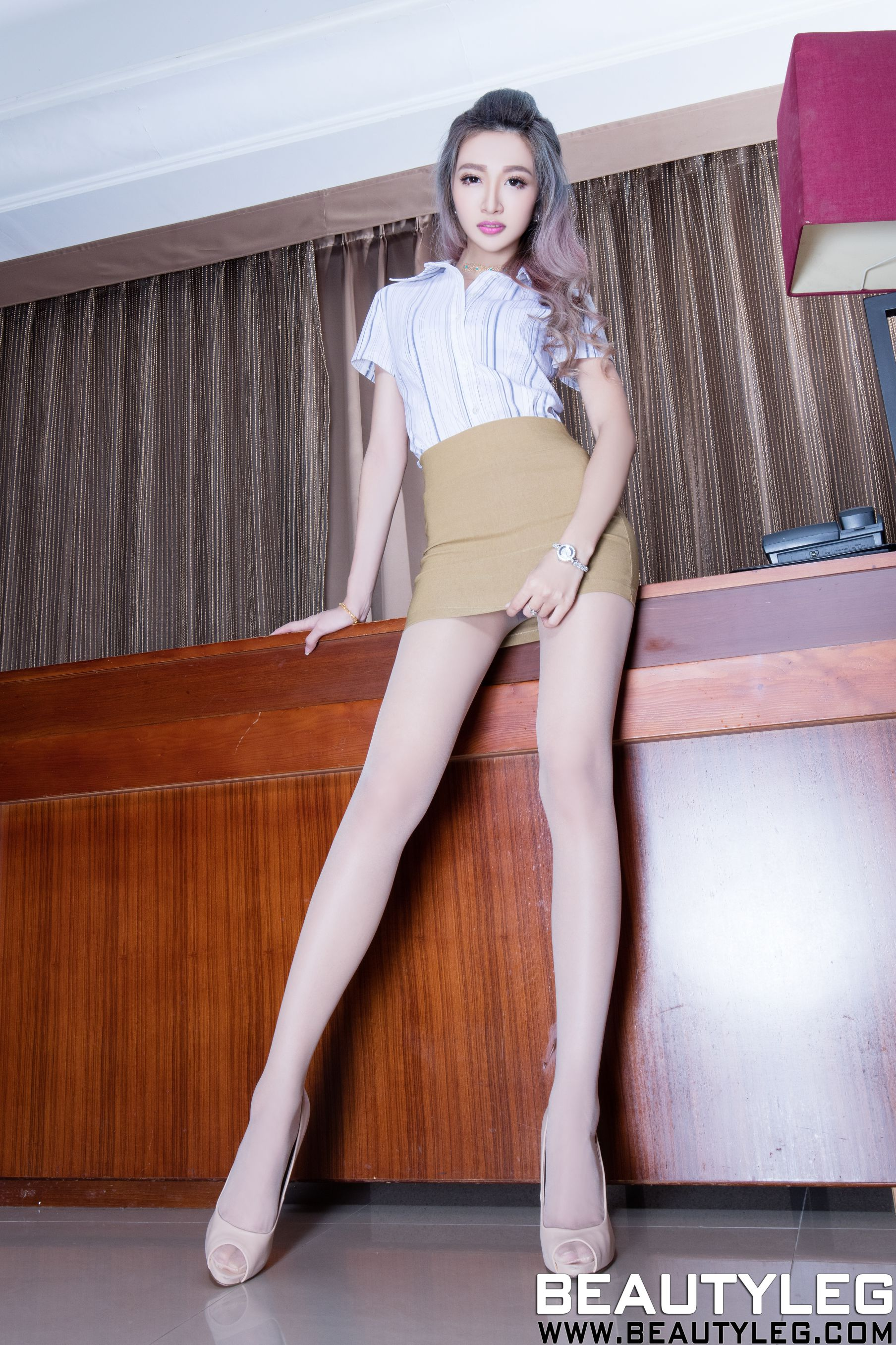 VOL.1427 [Beautyleg]美腿:沐雨柔(腿模Susan)高品质写真套图(46P)