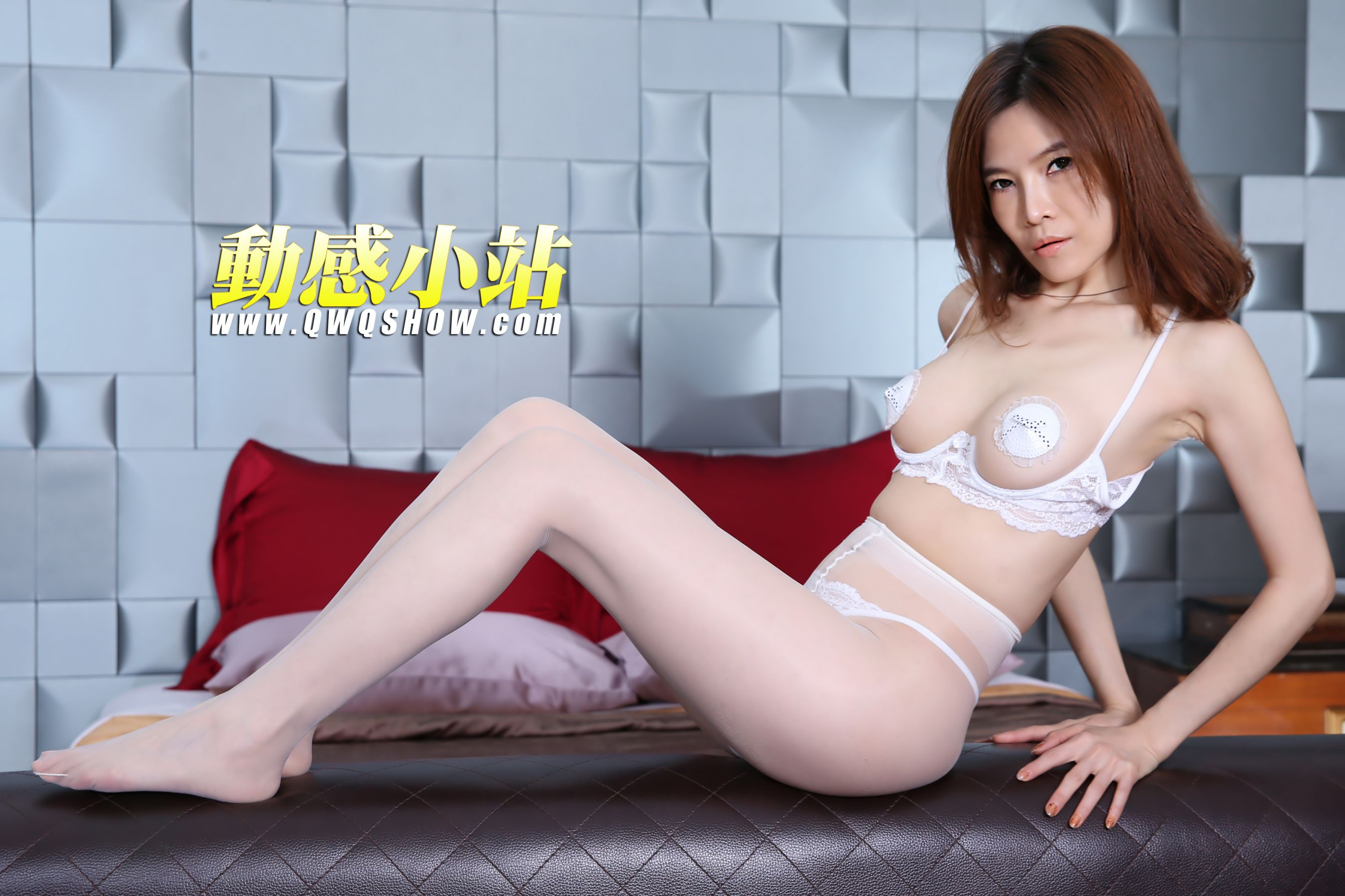 VOL.919 [动感之星]白丝少妇美臀少妇:小玲(动感小站小玲,动感之星小玲)高品质写真套图(43P)
