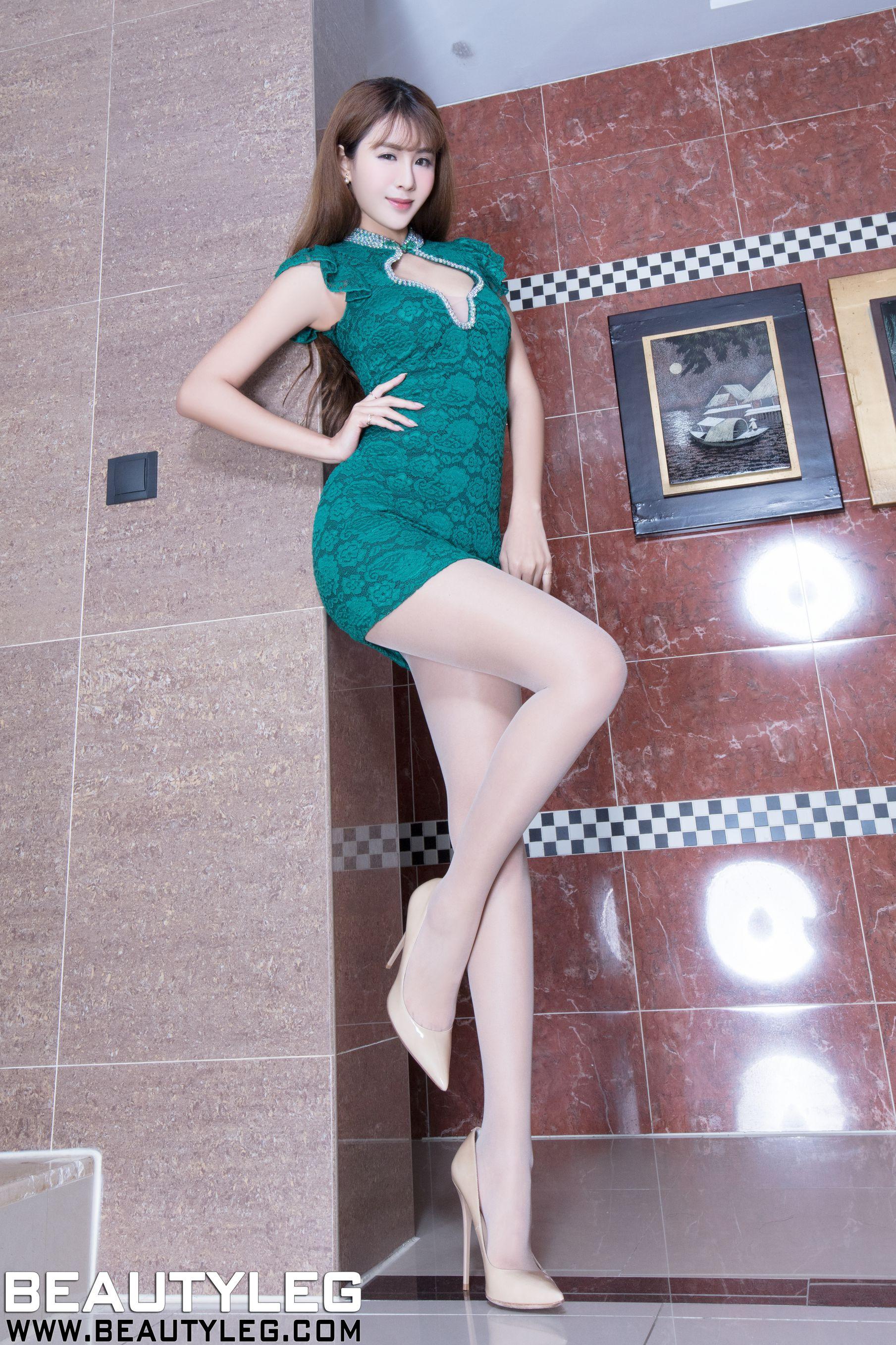 VOL.1246 [Beautyleg]制服丝袜美腿:夏晴(夏晴Miso,腿模Miso)高品质写真套图(43P)