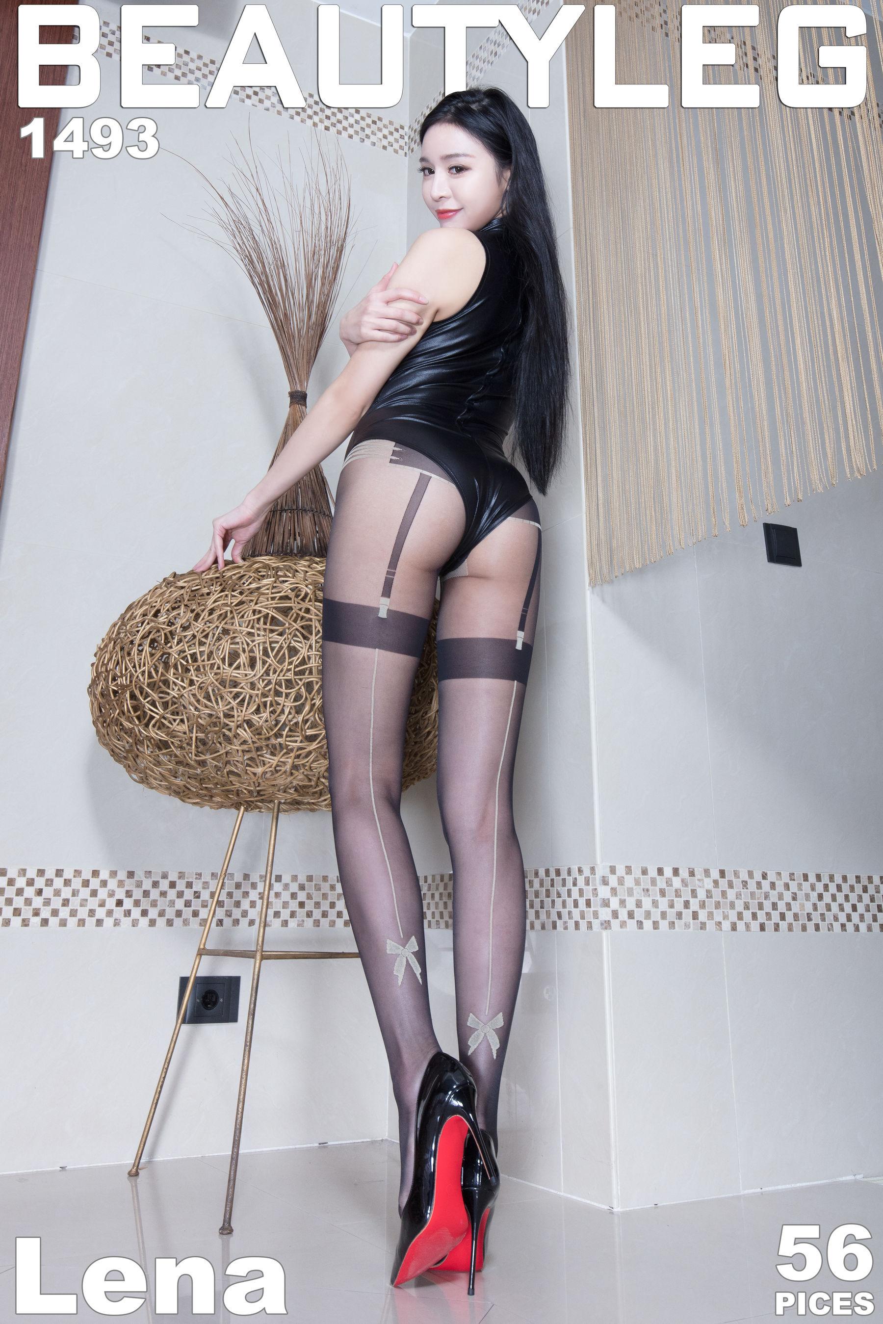 VOL.1007 [Beautyleg]丝袜美腿腿模长腿美女:腿模Lena(Lena)高品质写真套图(49P)