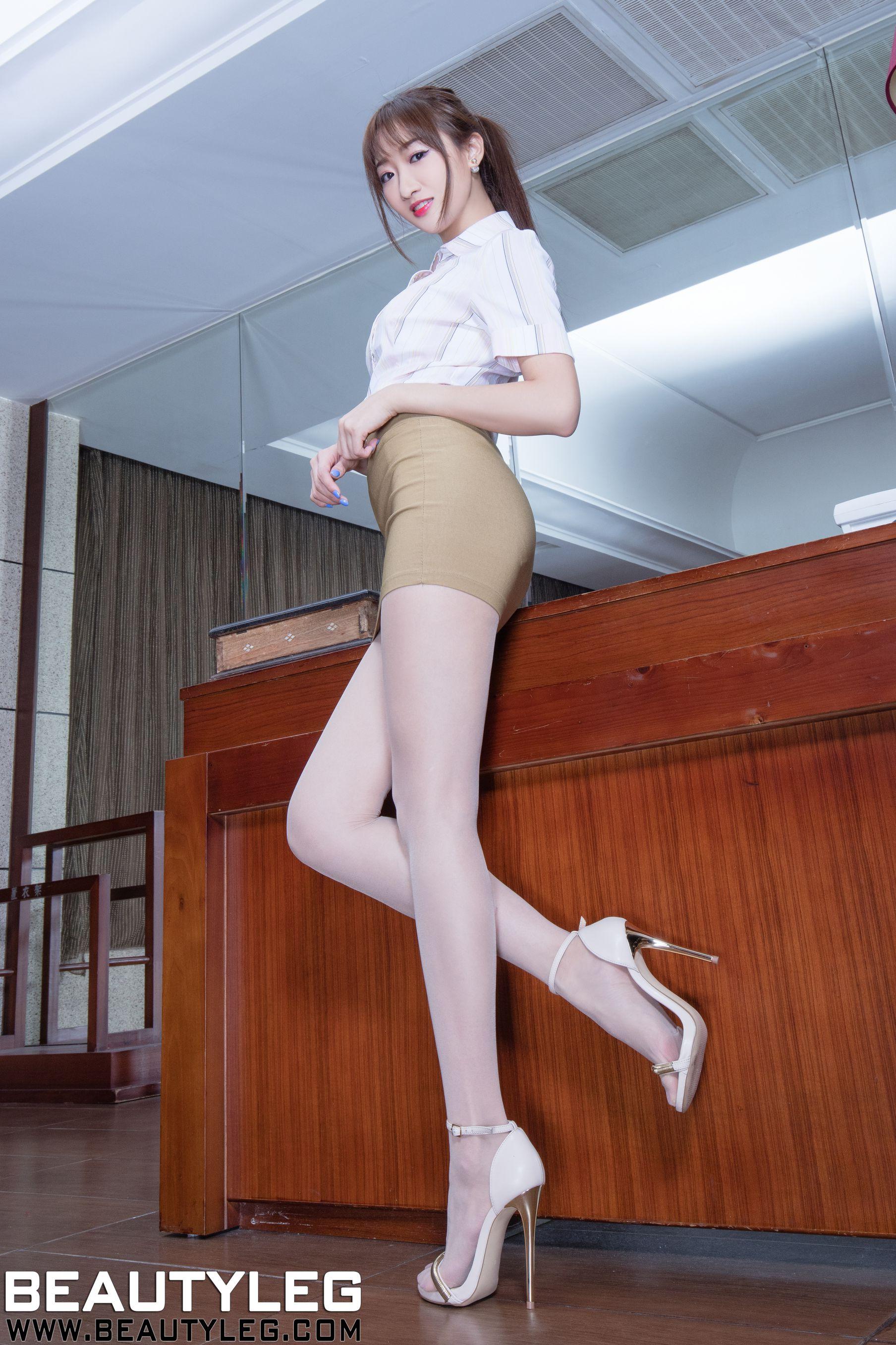 VOL.1651 [Beautyleg]高跟美腿:腿模Minnie(Minnie)高品质写真套图(41P)