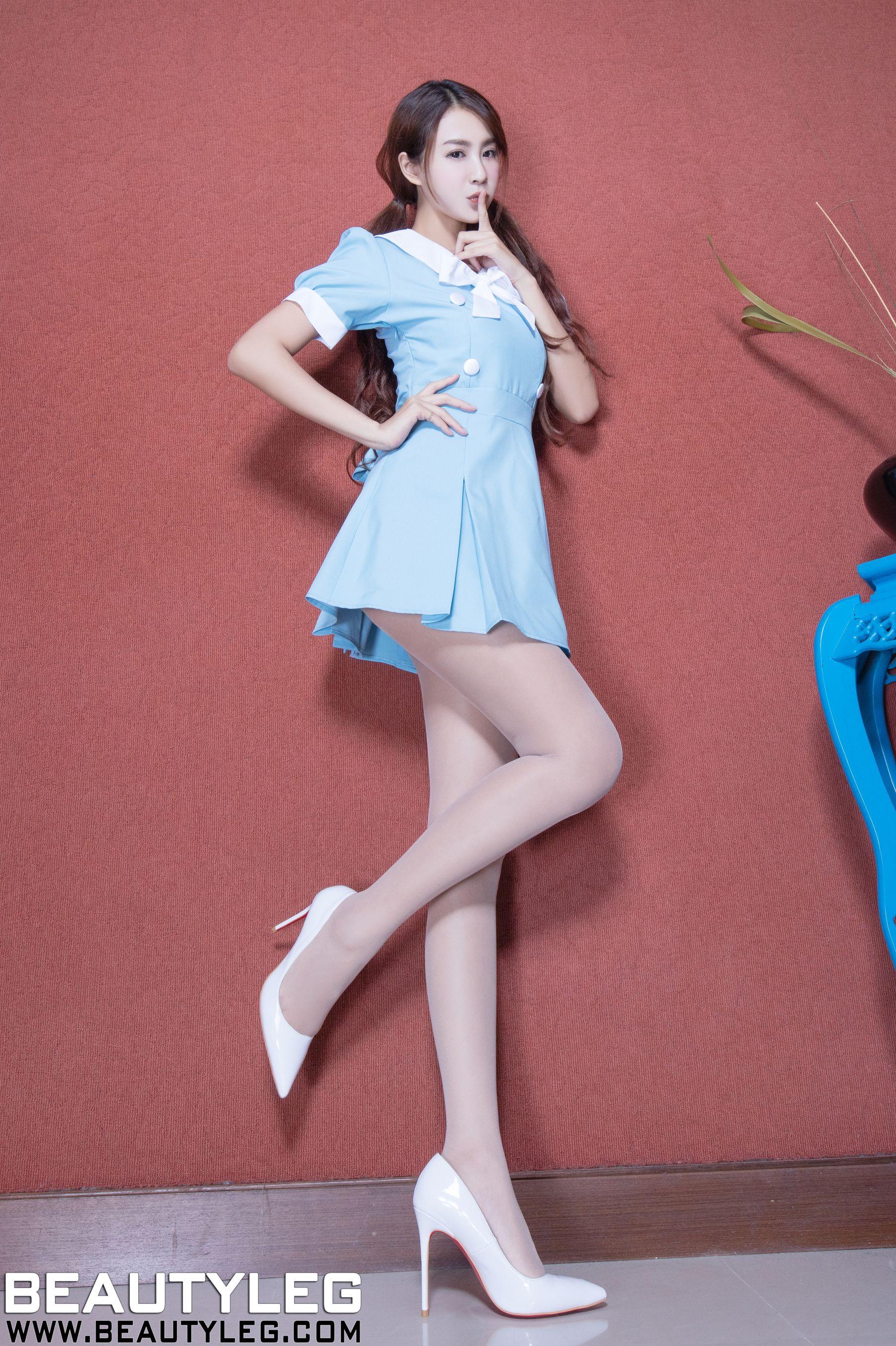 VOL.1033 [Beautyleg]高跟美腿:夏晴(夏晴Miso,腿模Miso)高品质写真套图(39P)