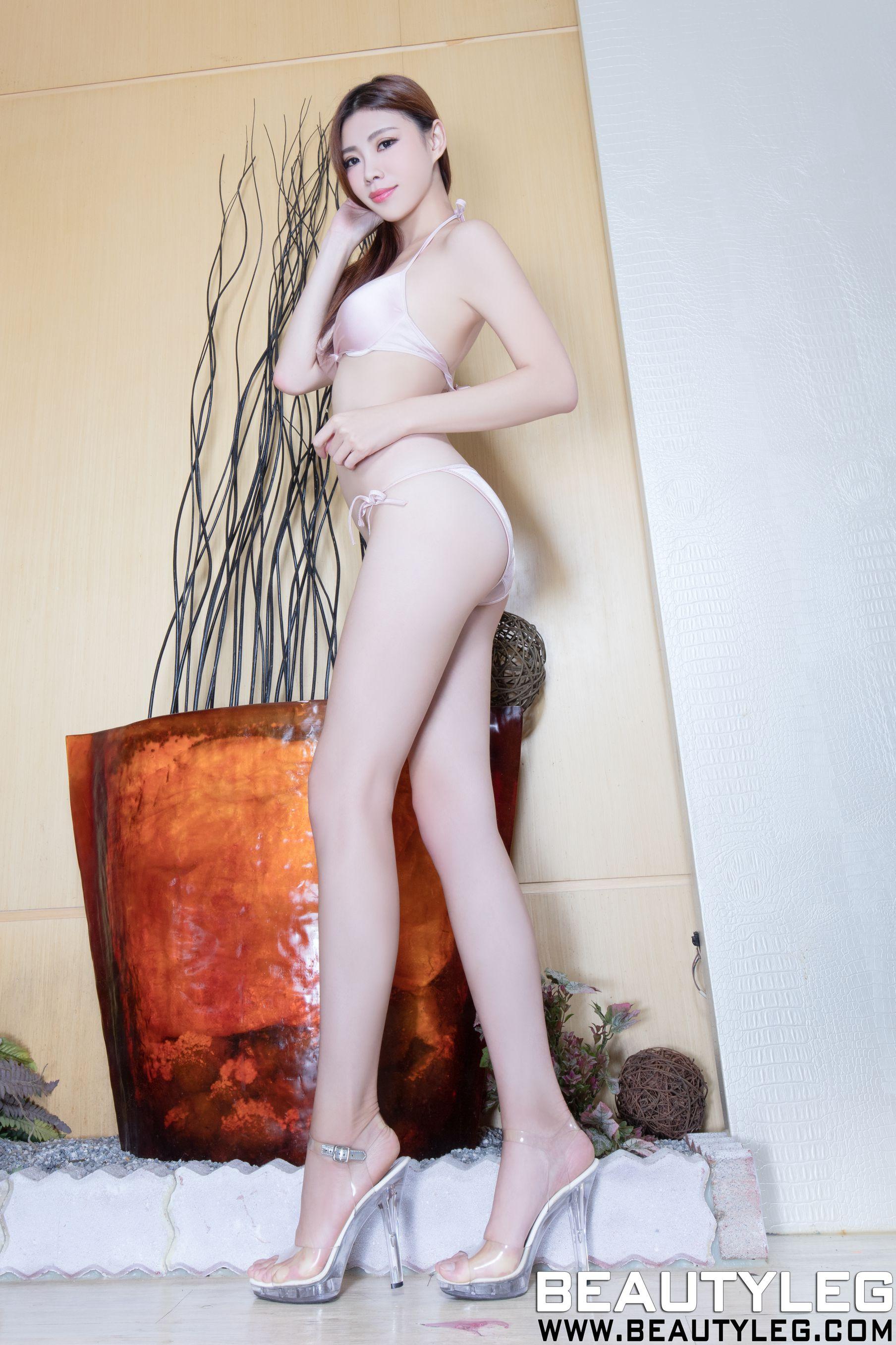 VOL.1964 [Beautyleg]泳装高跟美腿:腿模Zoey(Zoey)高品质写真套图(41P)