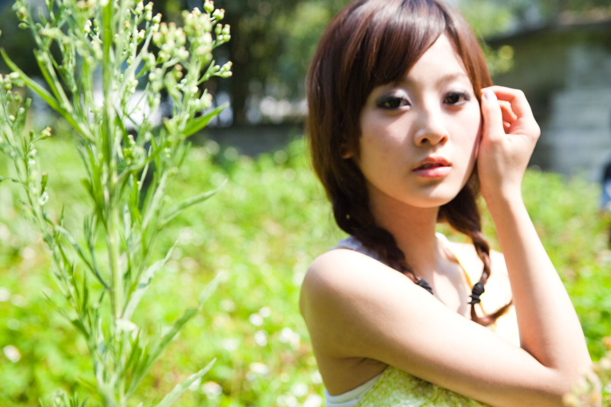 VOL.41 [网络美女]热裤外拍阳光正妹:张凯洁(张允霏,果子MM)高品质写真套图(93P)