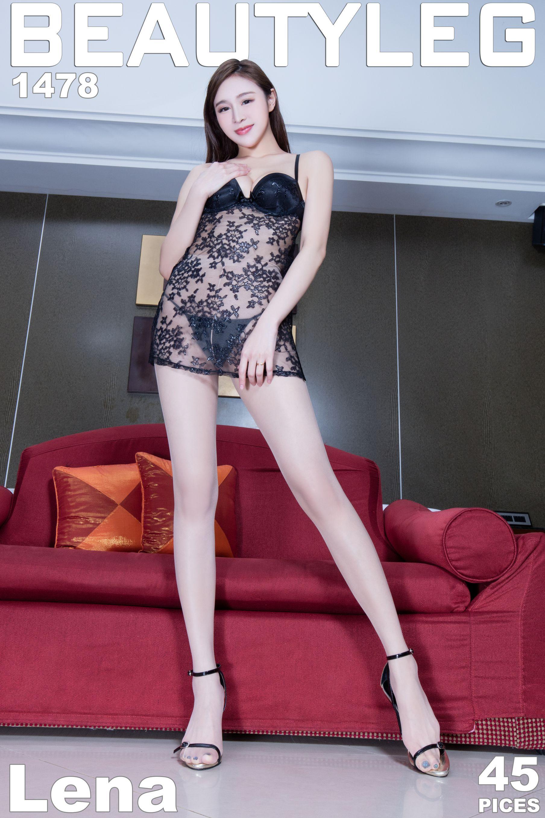 VOL.341 [Beautyleg]美腿透视美女:腿模Lena(Lena)高品质写真套图(38P)