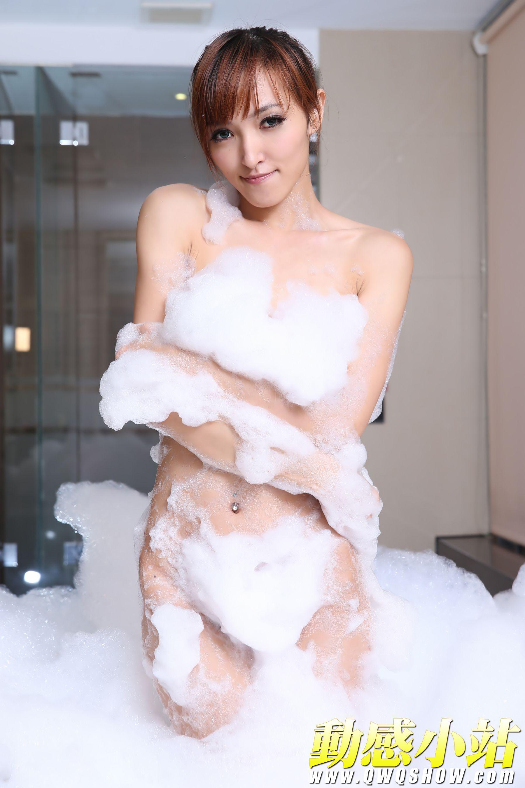 VOL.697 [动感之星]人体艺术浴室:小猫(动感小站小猫,动感之星小猫)高品质写真套图(55P)