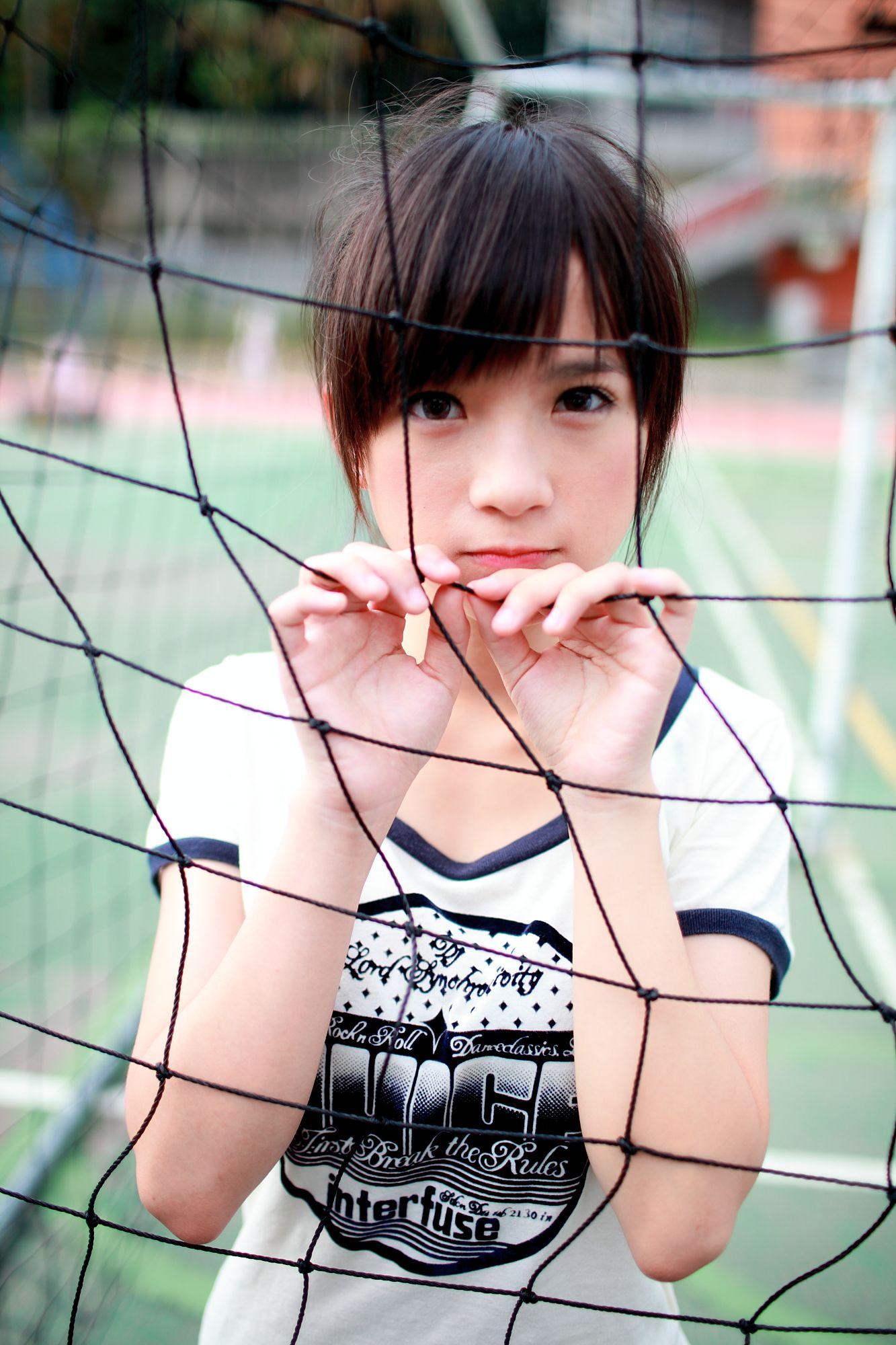 VOL.932 [台湾正妹]可爱萝莉控清新美少女:虞成敬(小敬)高品质写真套图(54P)