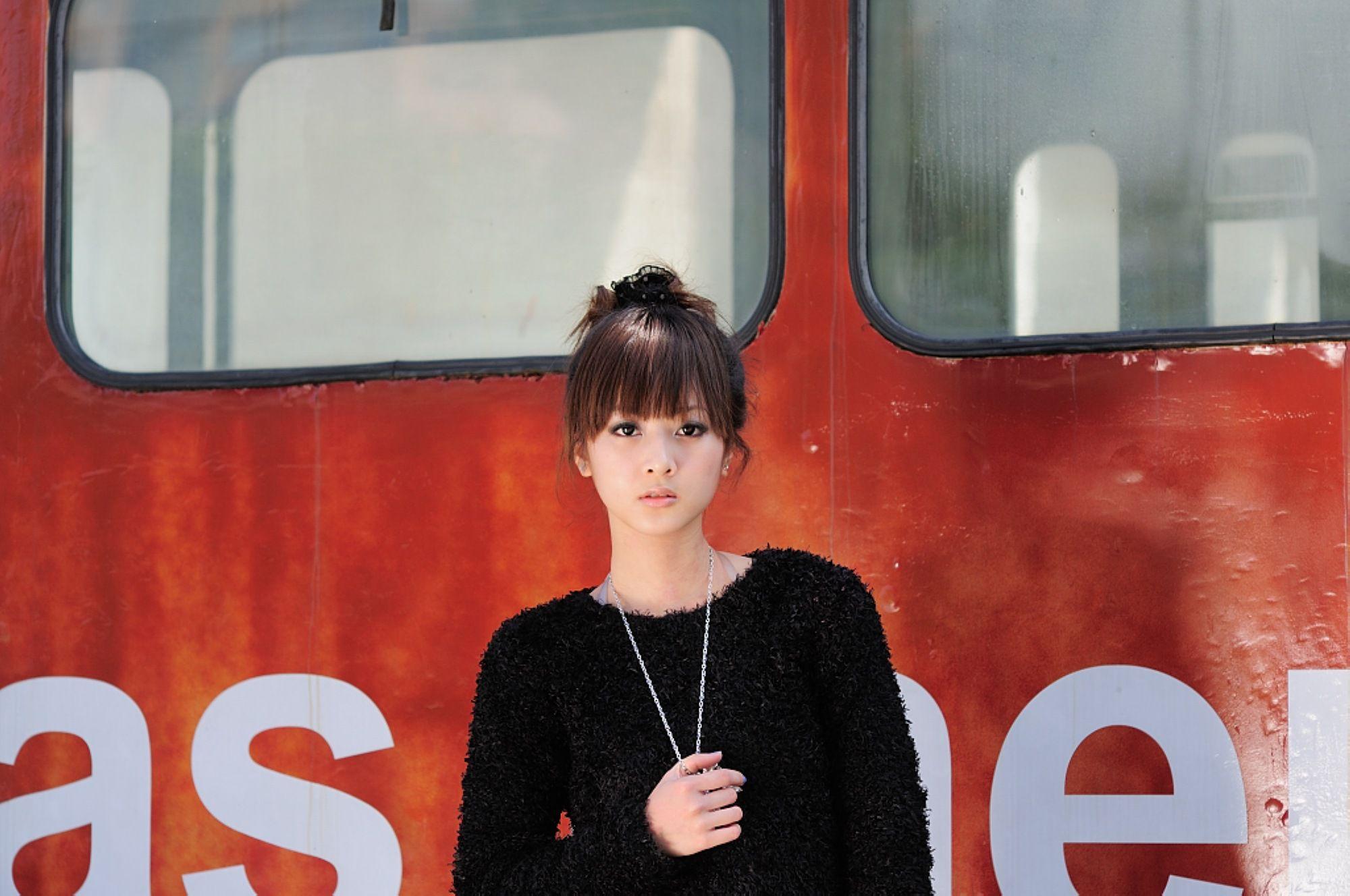 VOL.1522 [网络美女]清纯妹子长靴美女:张凯洁(张允霏,果子MM)高品质写真套图(58P)