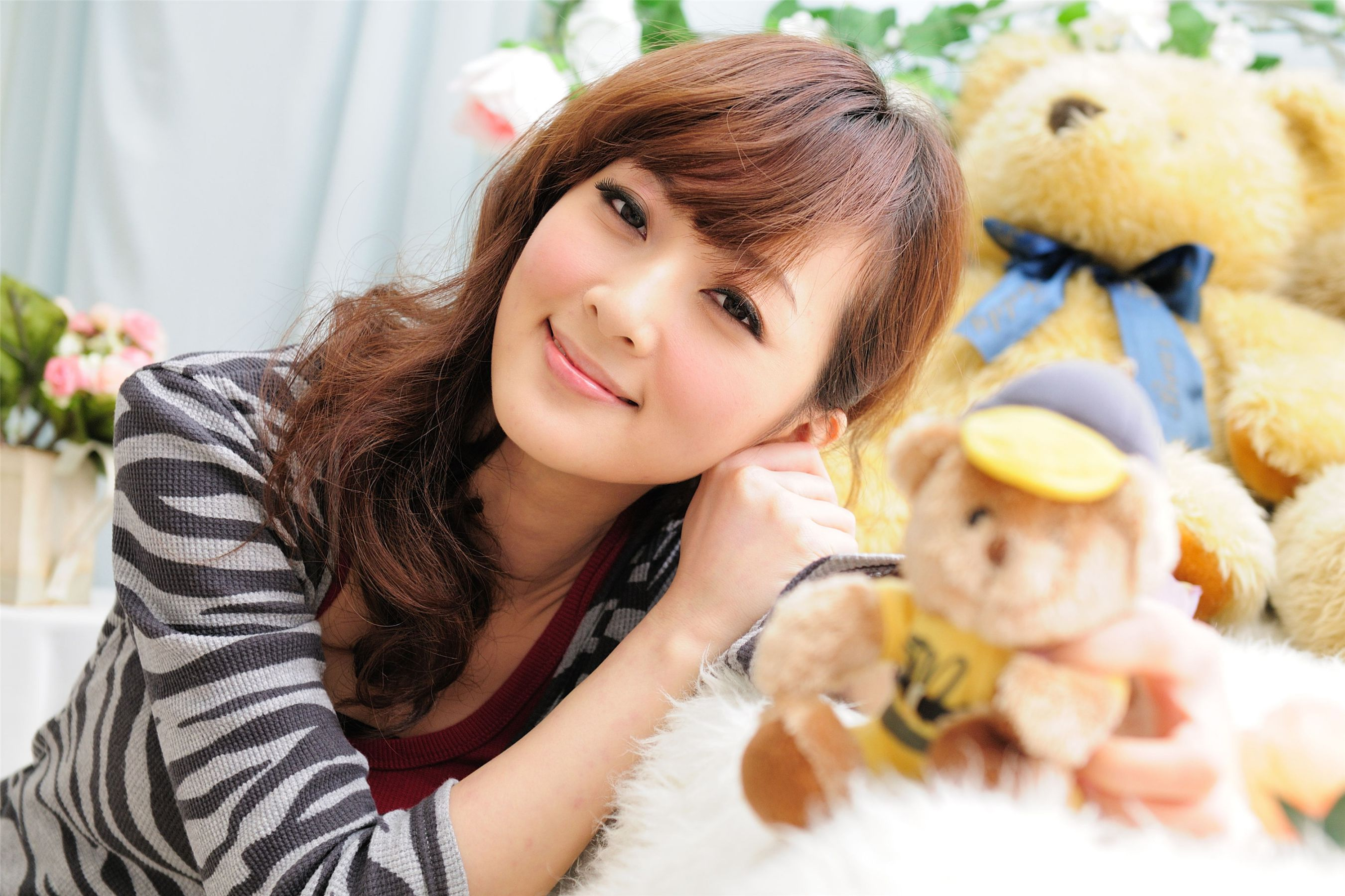 VOL.763 [网络美女]可爱清纯:张凯洁(张允霏,果子MM)高品质写真套图(51P)