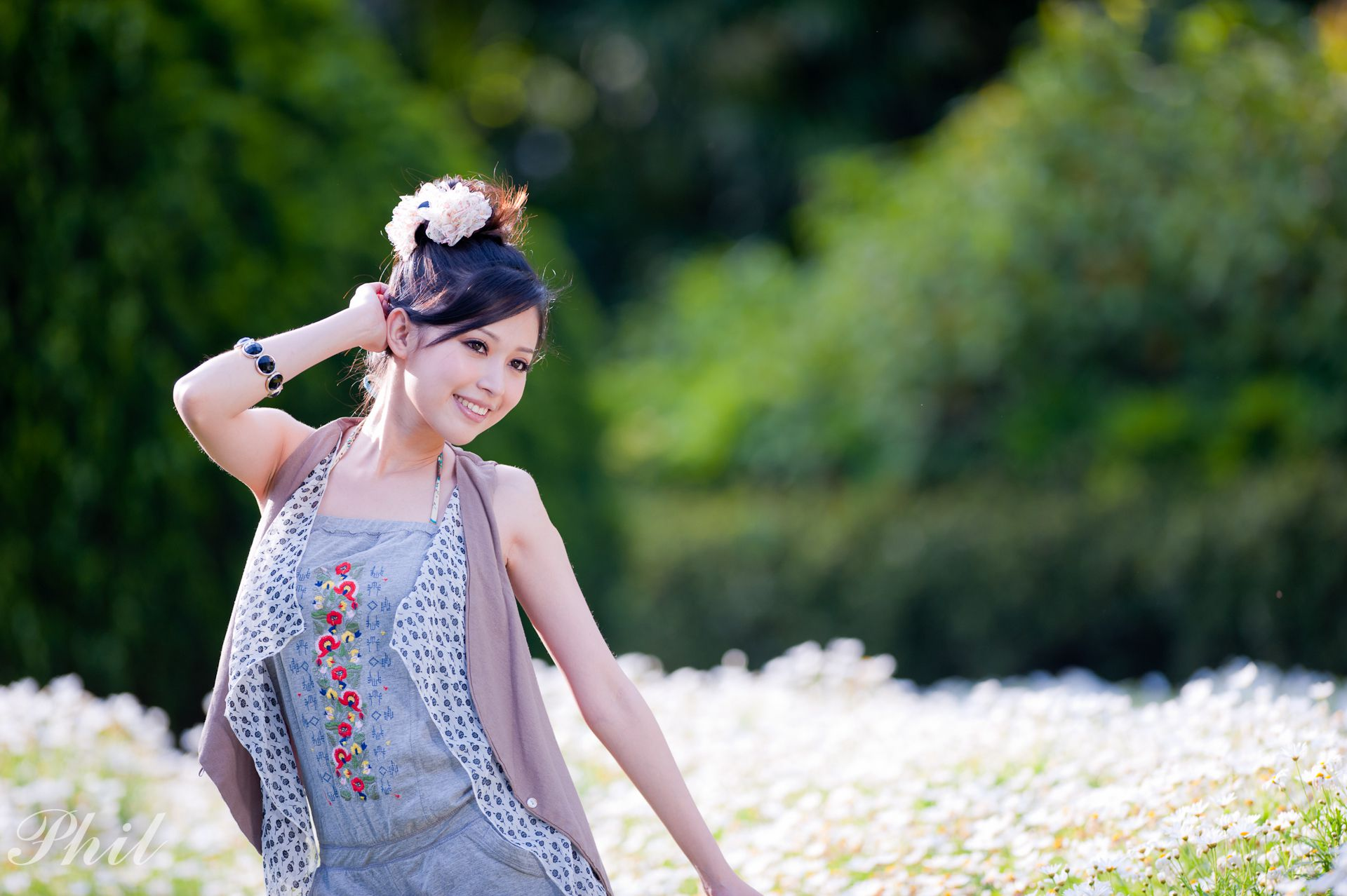 VOL.637 [台湾正妹]清新唯美女神外拍正妹养眼:杜可薇(腿模Avy,恬小鱼)高品质写真套图(157P)