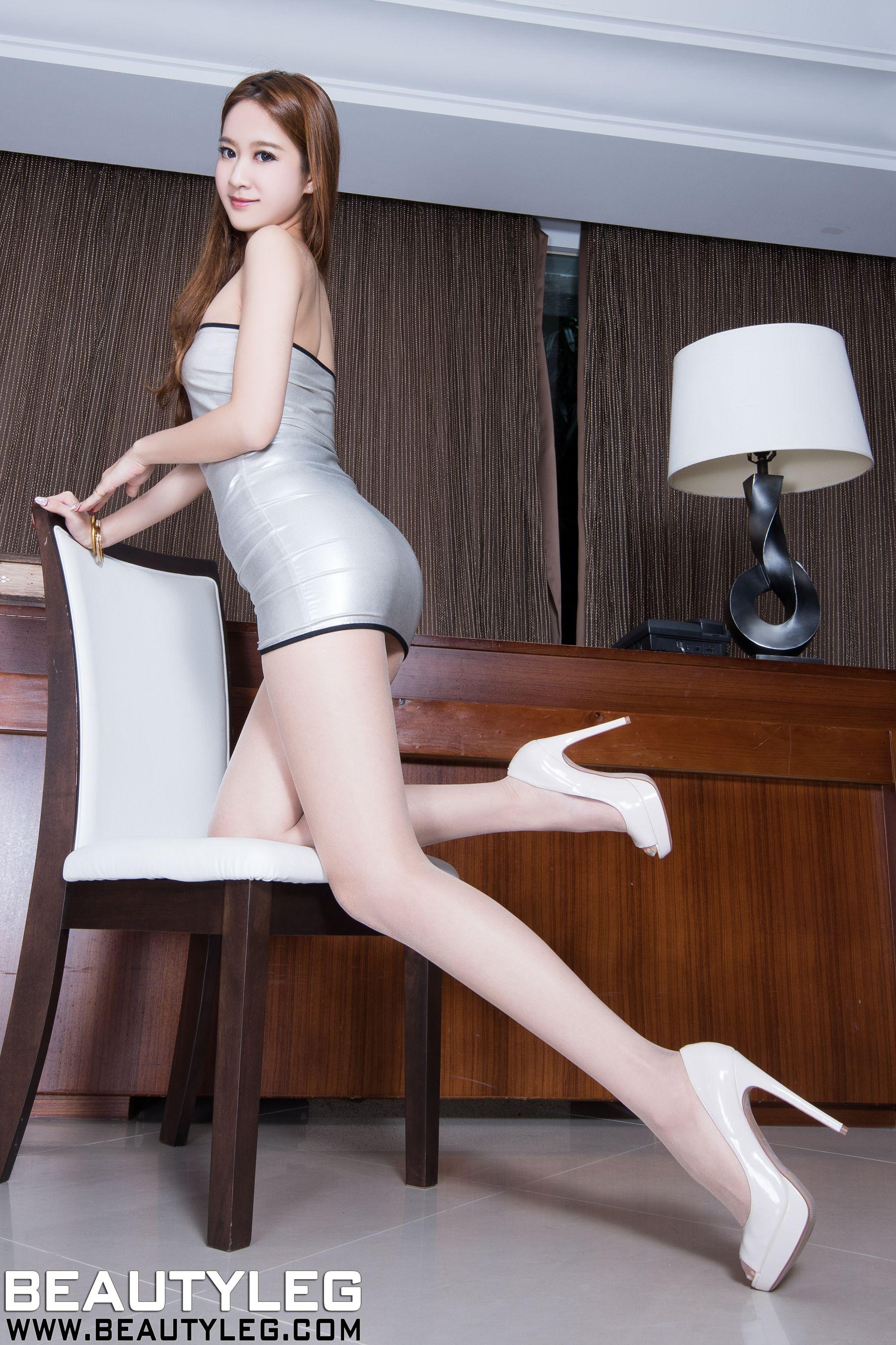 VOL.482 [Beautyleg]美腿:康凯乐(腿模Kaylar)高品质写真套图(50P)