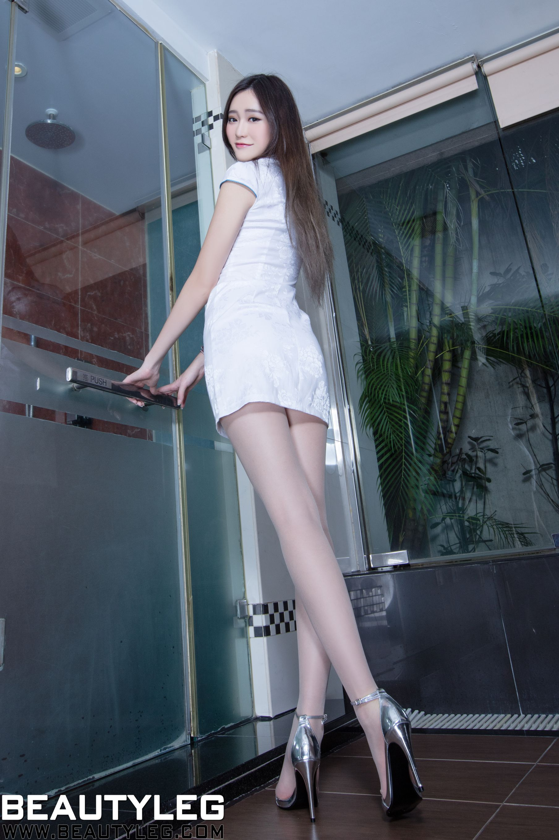 VOL.1240 [Beautyleg]长腿美女:张采宁(腿模Ning)高品质写真套图(56P)