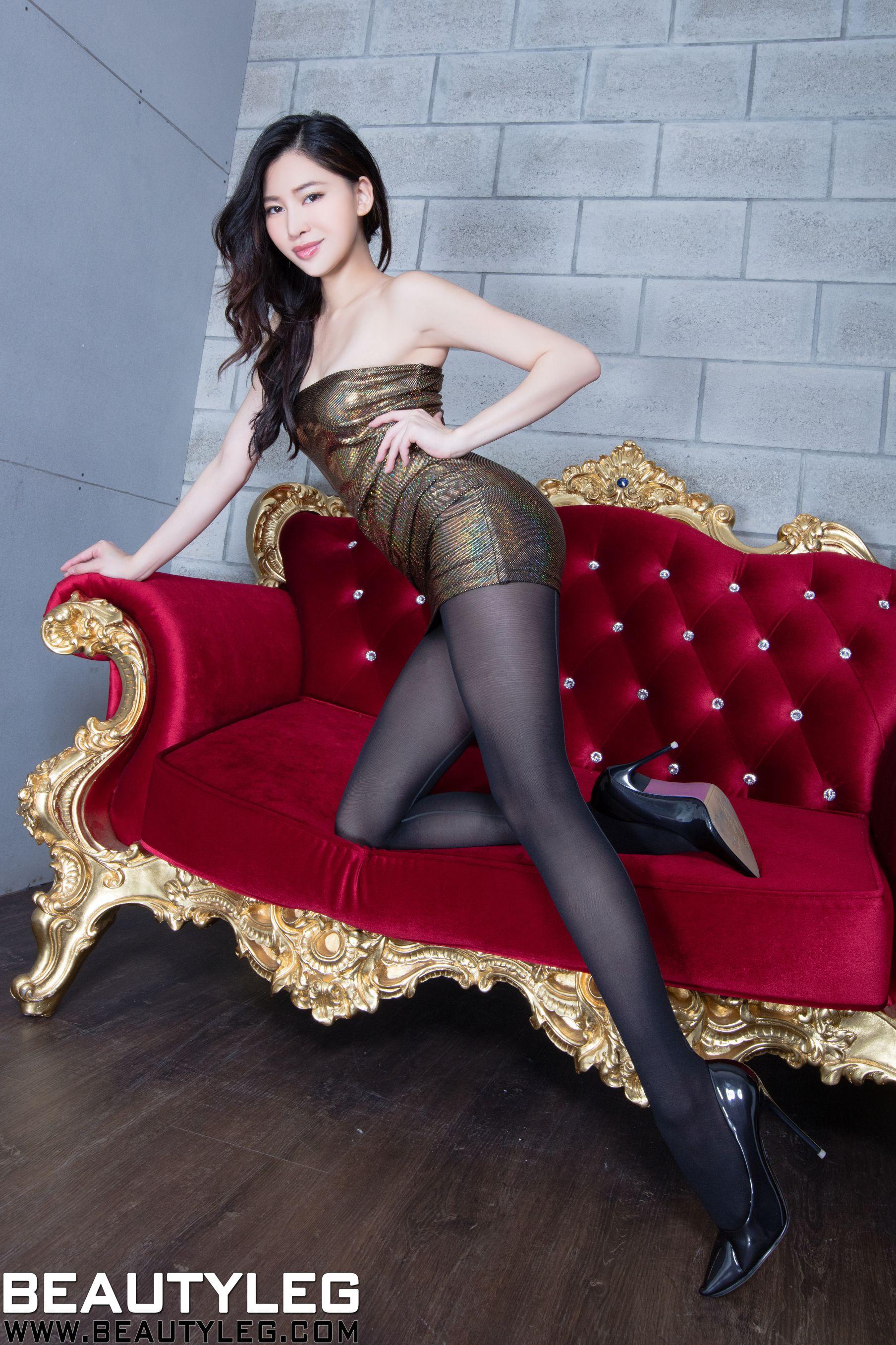 VOL.395 [Beautyleg]美腿:林昱(腿模Lynn)高品质写真套图(46P)