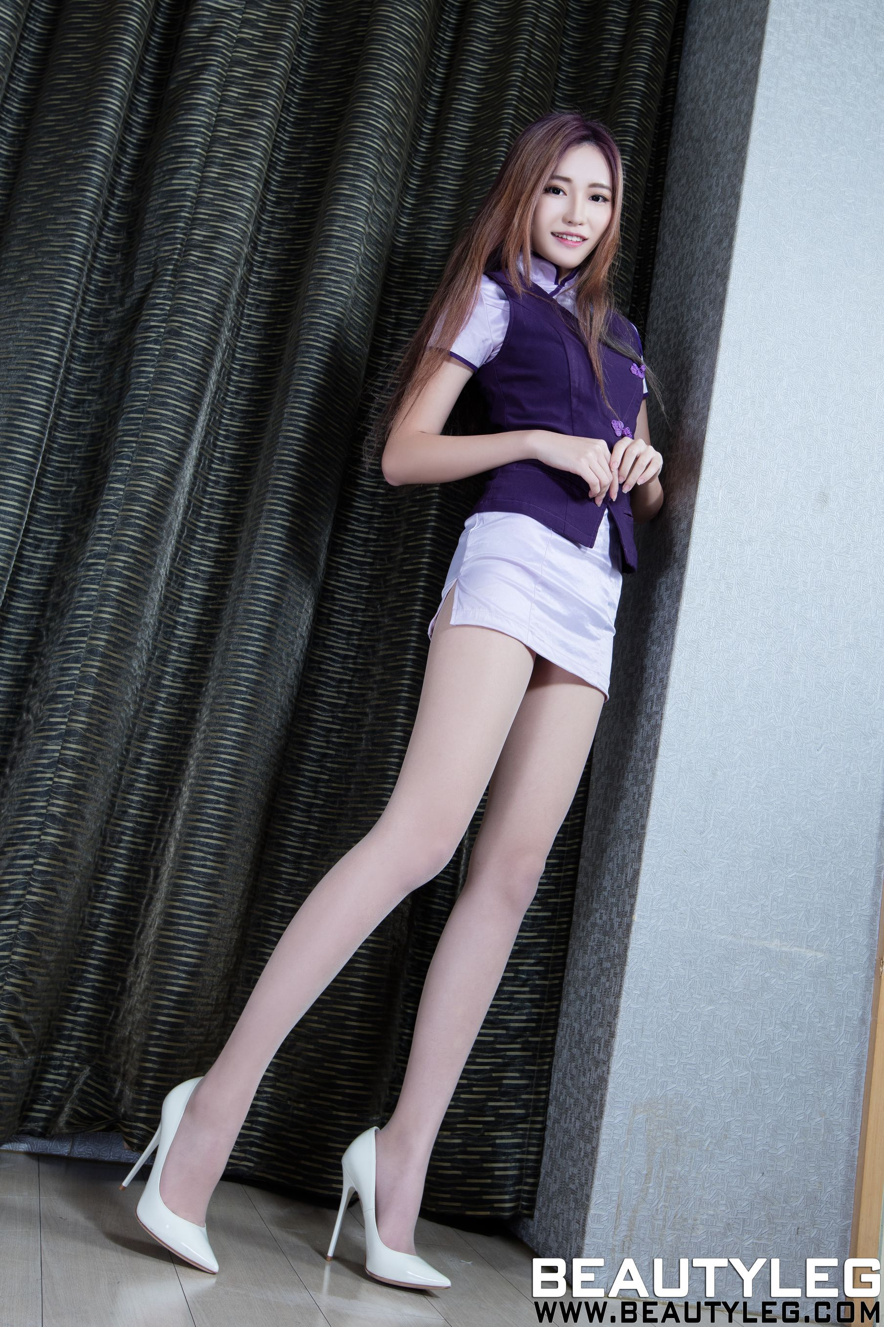 VOL.884 [Beautyleg]长腿美女:张采宁(腿模Ning)高品质写真套图(65P)