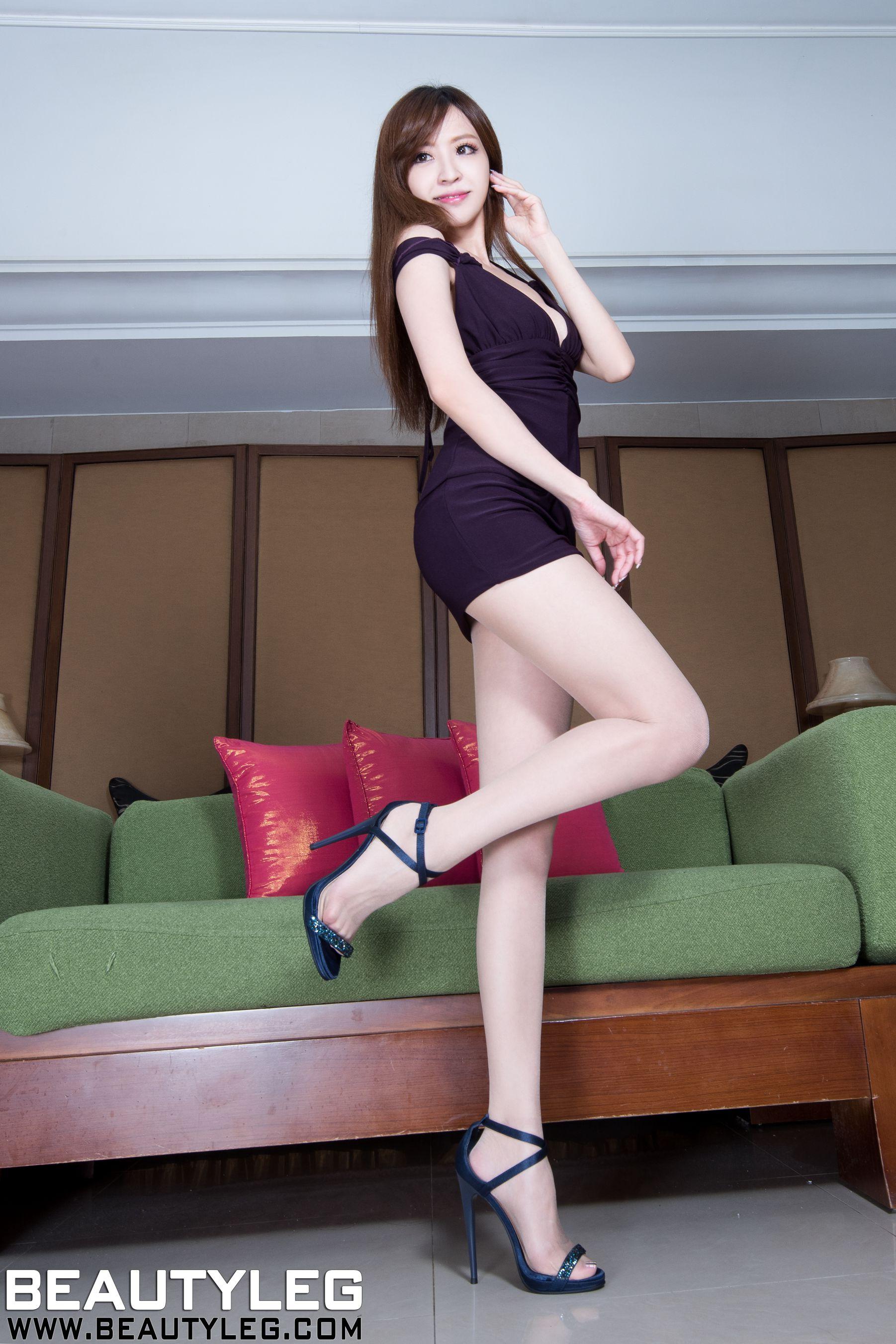 VOL.352 [Beautyleg]美腿:倪千凌(腿模Lucy,陈佳筠)高品质写真套图(38P)
