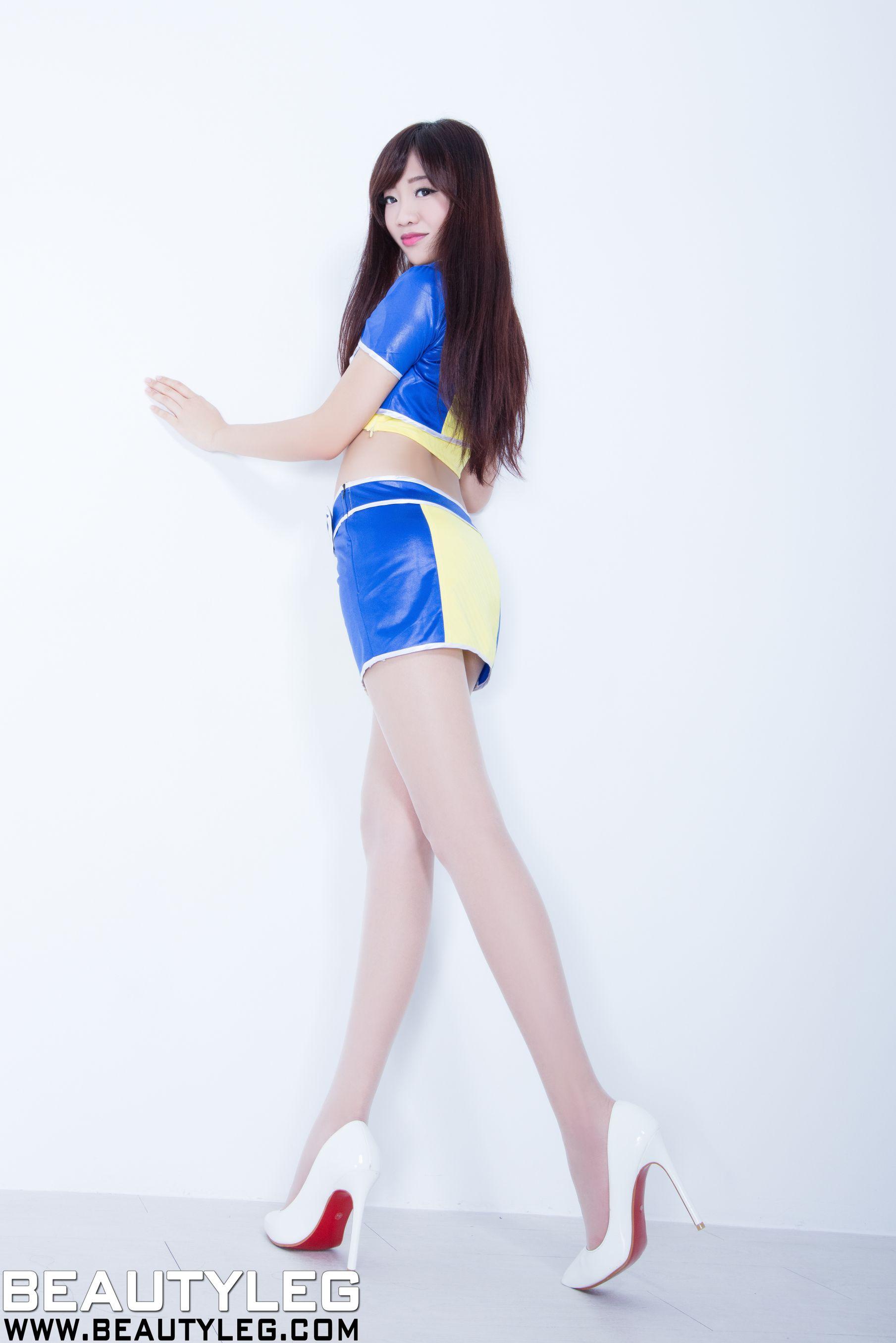 VOL.1270 [Beautyleg]高跟美腿:欣洁(腿模Celia)高品质写真套图(54P)