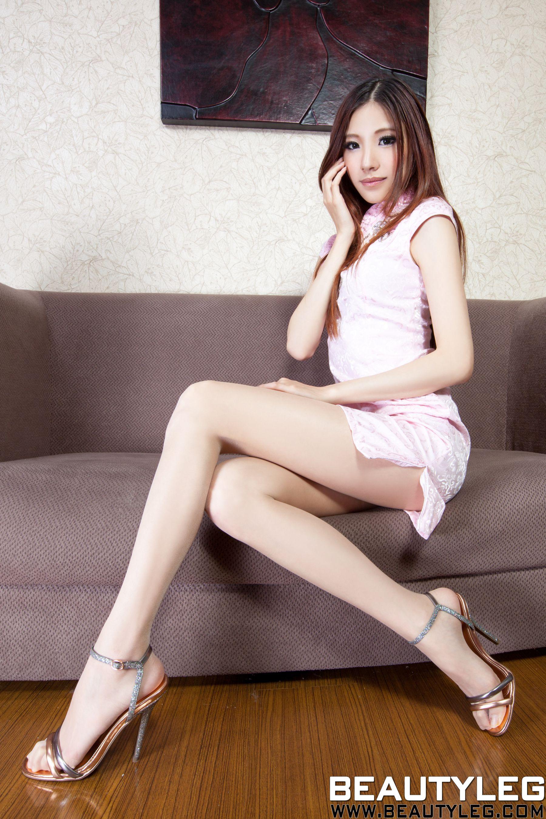 VOL.860 [Beautyleg]高跟美腿:陈玉雪(腿模Abby)高品质写真套图(60P)