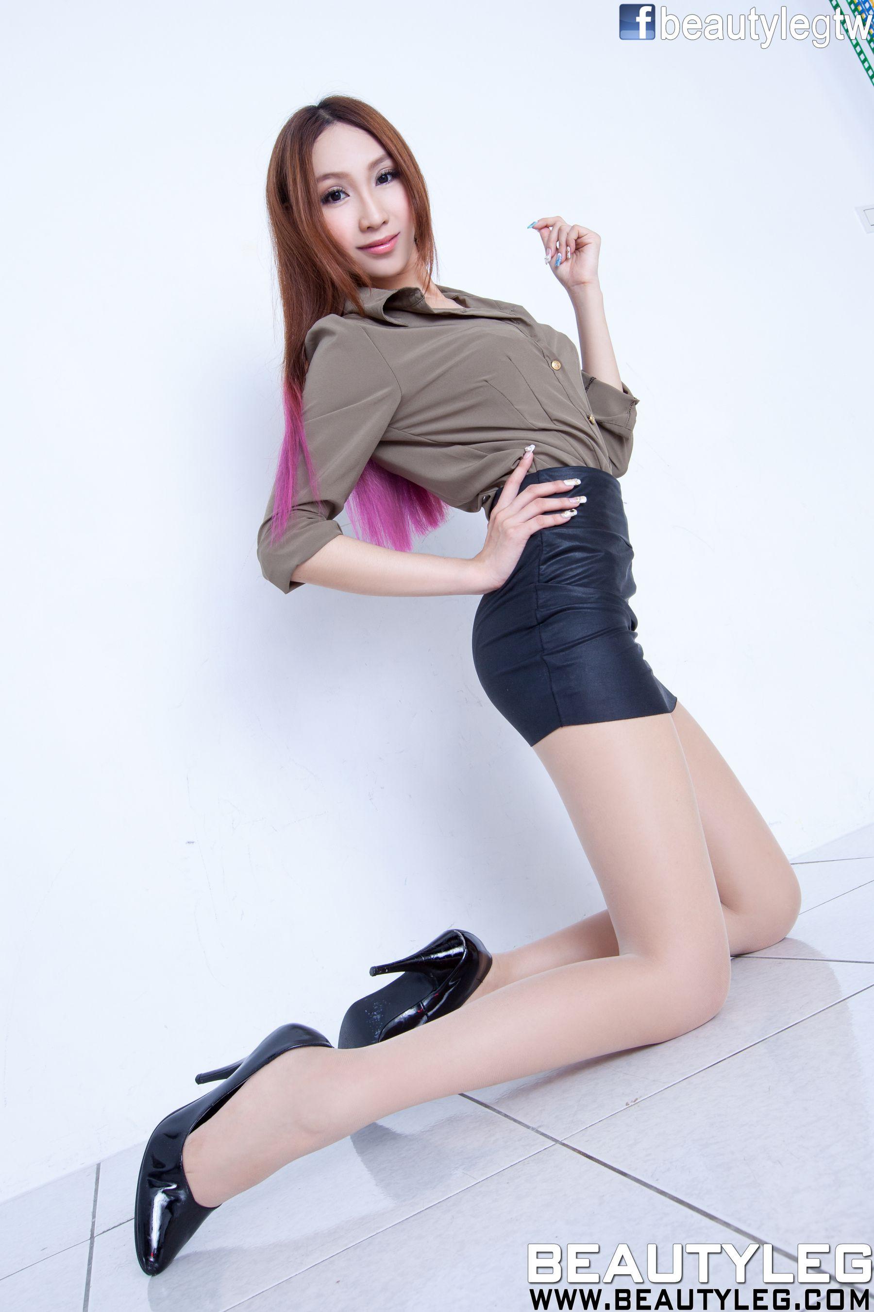 VOL.1864 [Beautyleg]美腿骨感美女:吴美希(腿模Miki)高品质写真套图(49P)